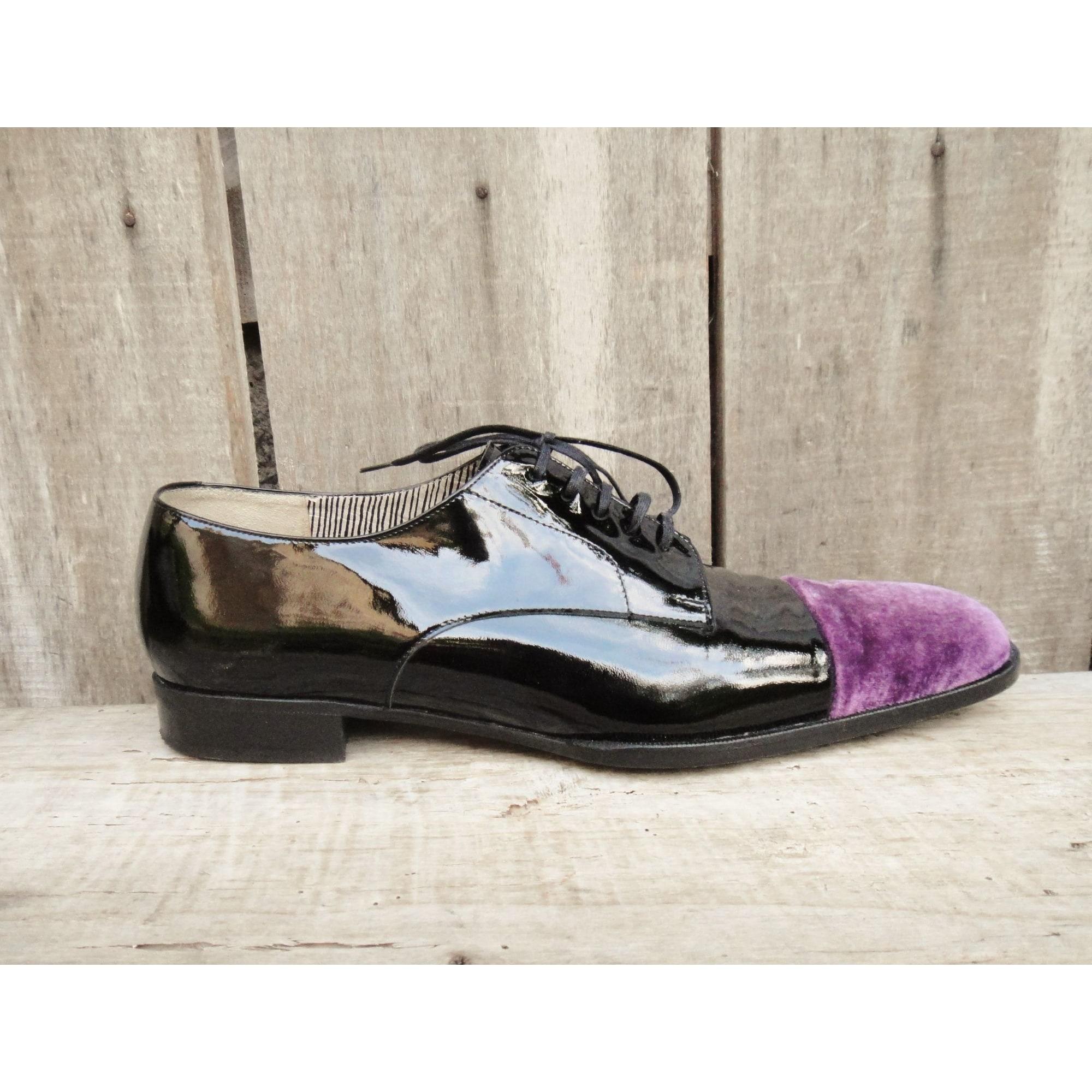 Lace Up Shoes JOSEPH FENESTRIER Black