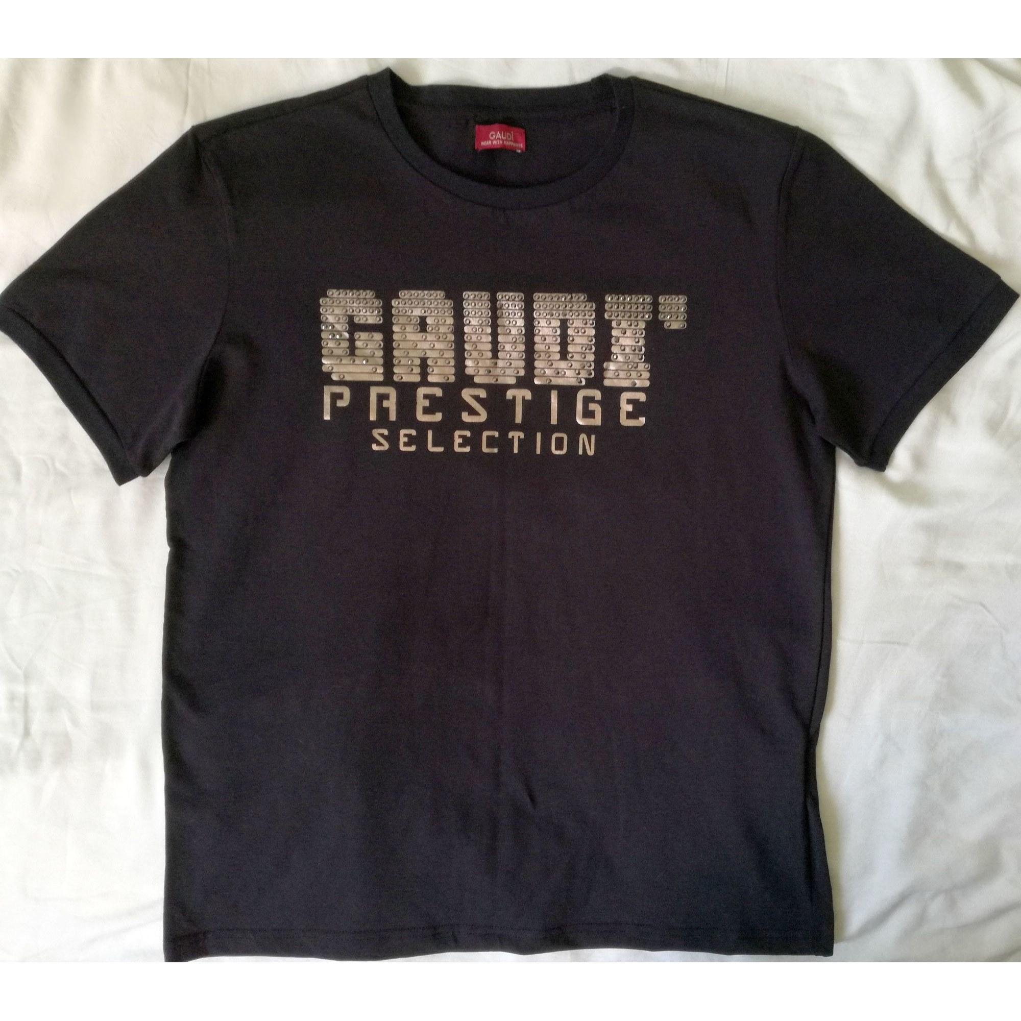 Top, tee-shirt GAUDI Noir