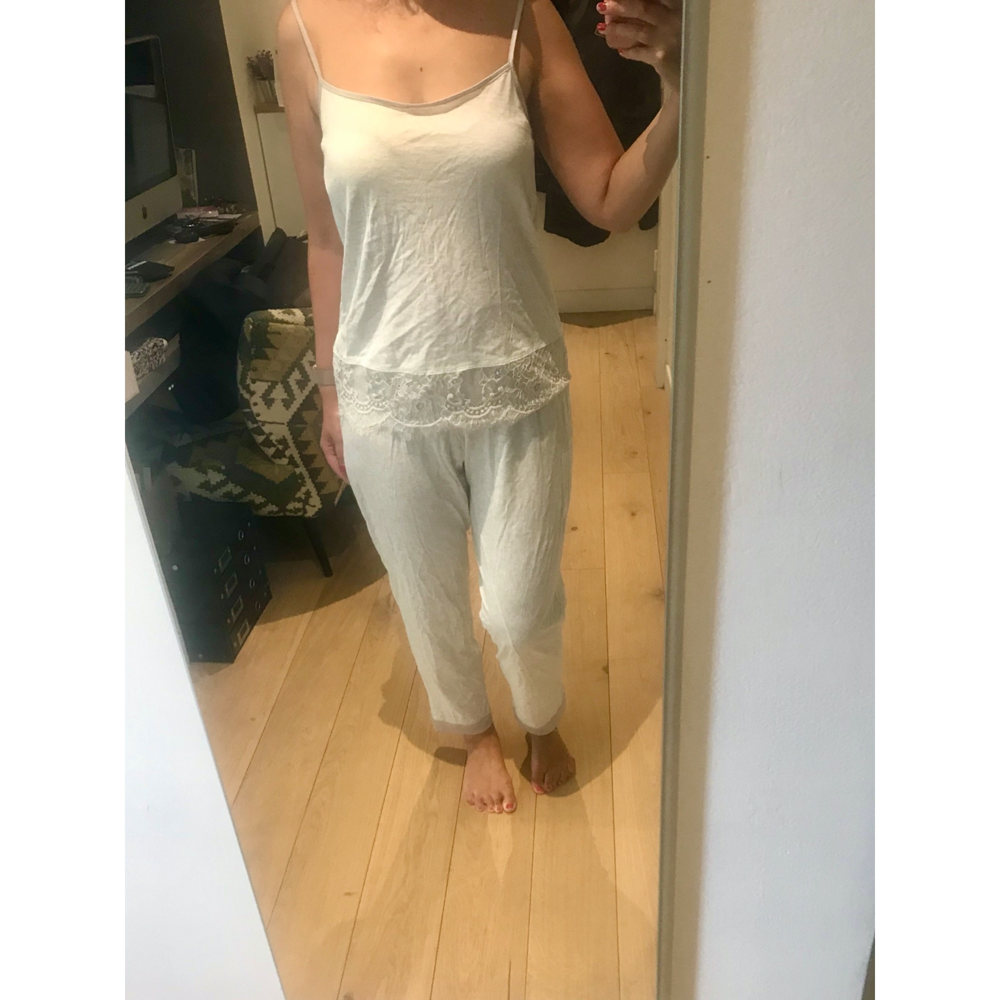 Pyjama INTIMISSIMI Gris, anthracite