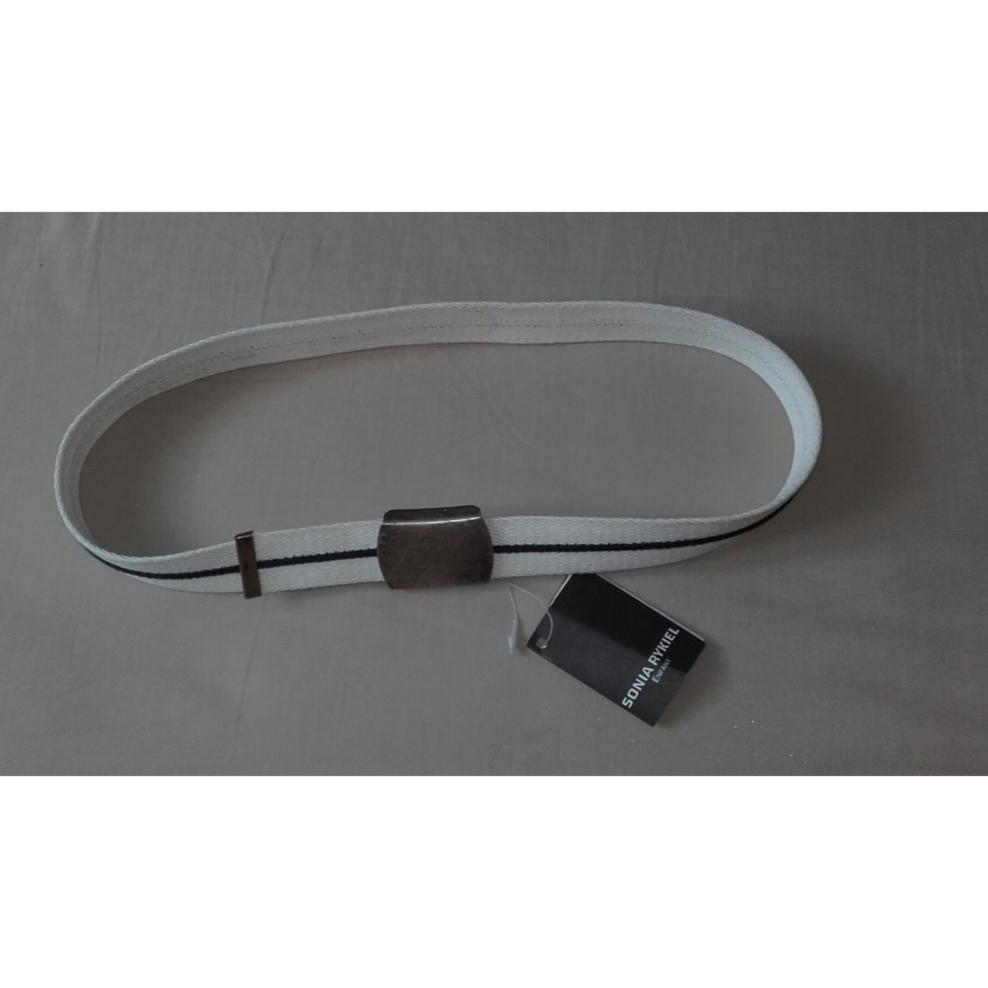 Belt SONIA RYKIEL White, off-white, ecru