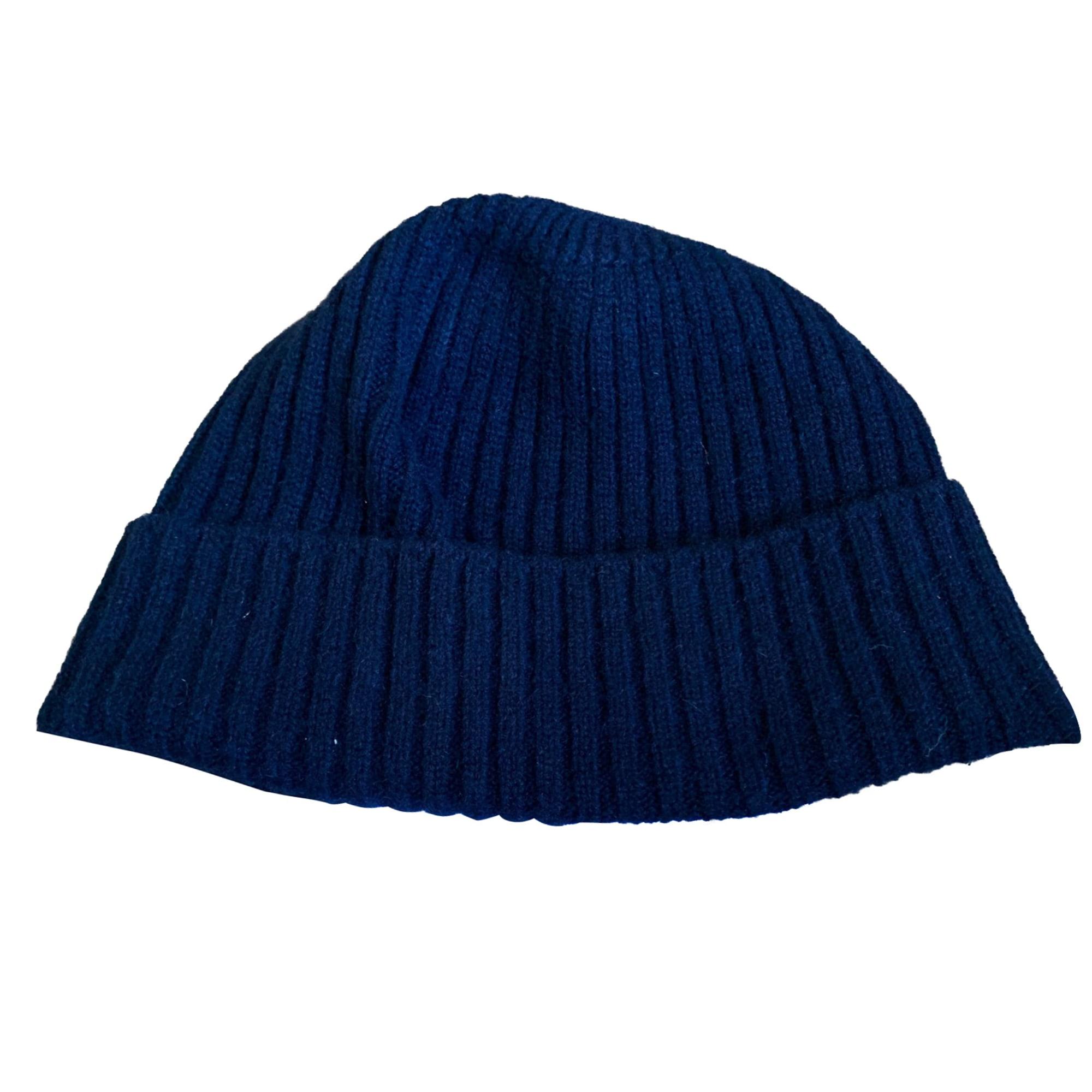 Chapeau MAX MARA Bleu, bleu marine, bleu turquoise