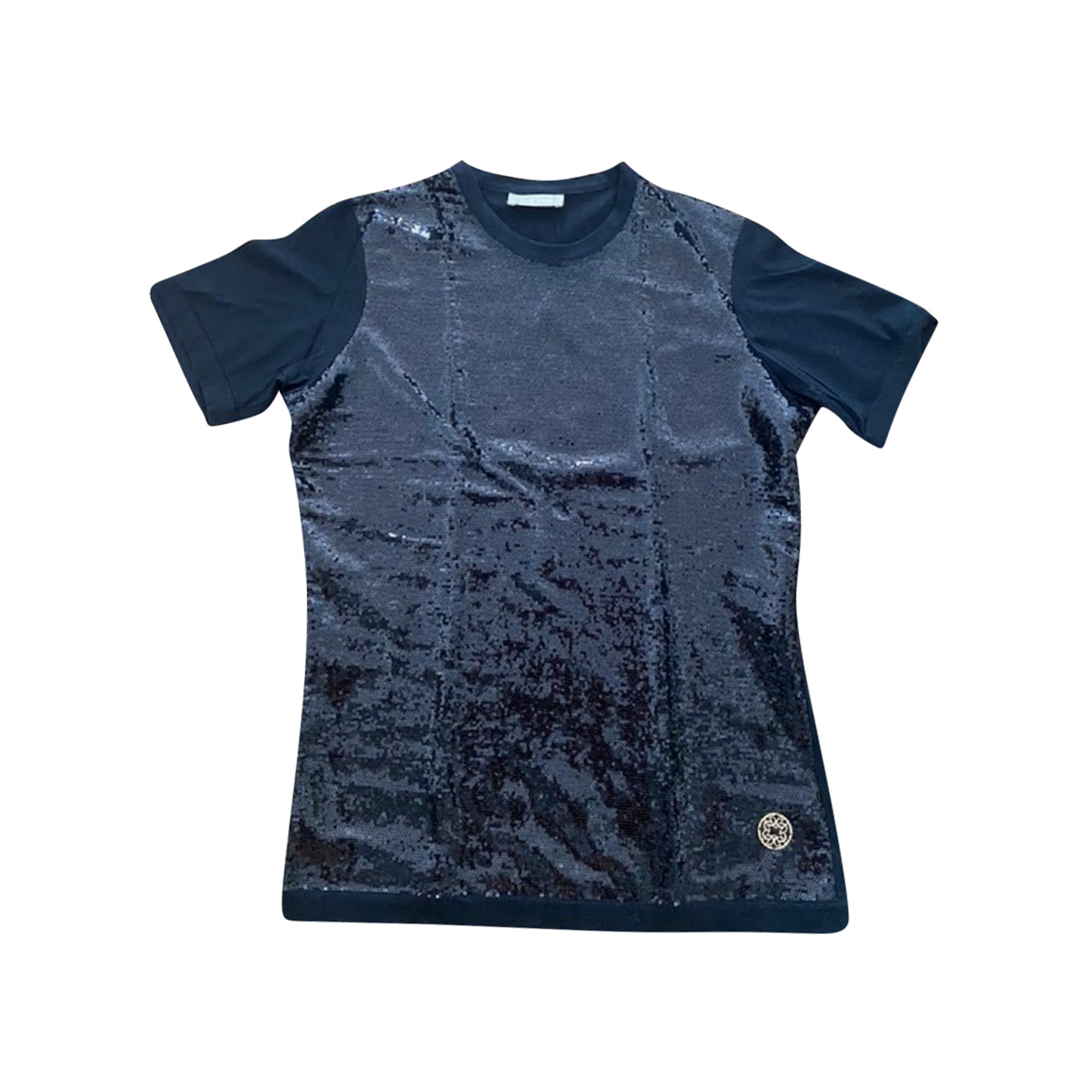 Top, tee-shirt ELIE SAAB Noir