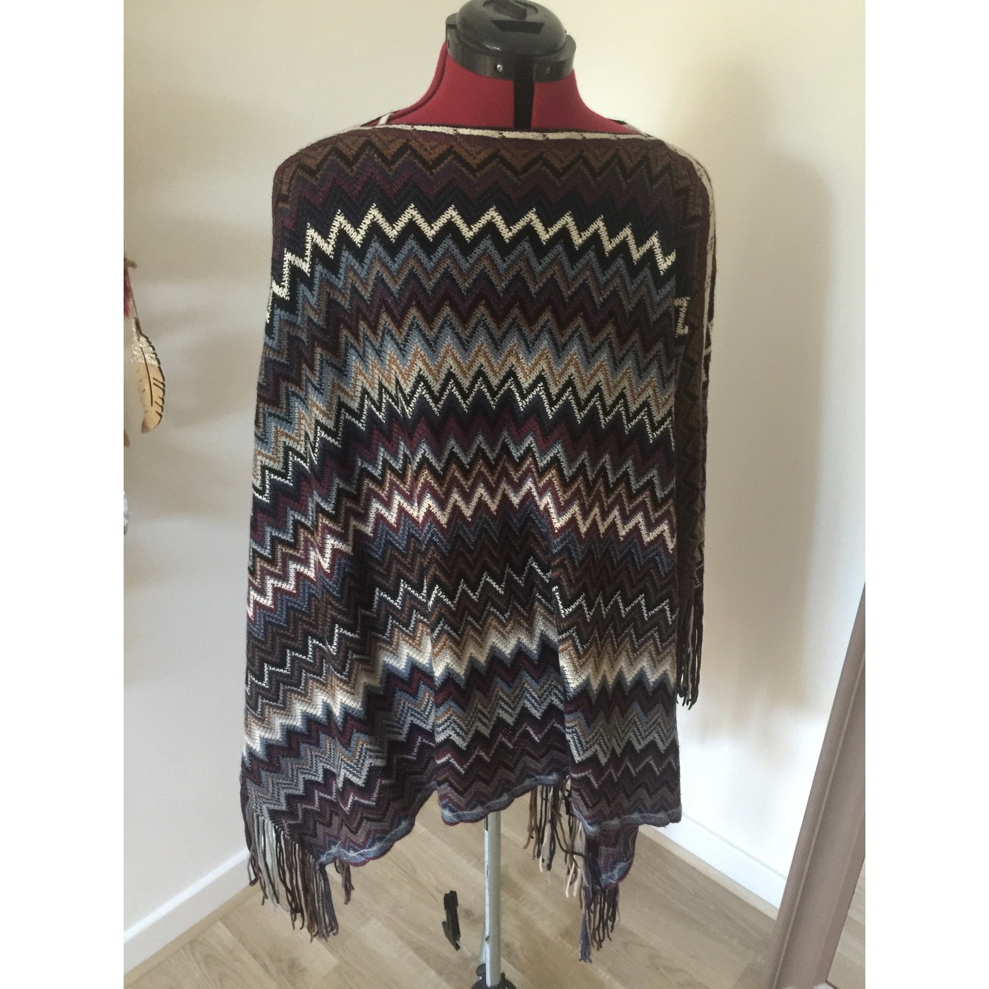Poncho FREE QUENT Multicouleur