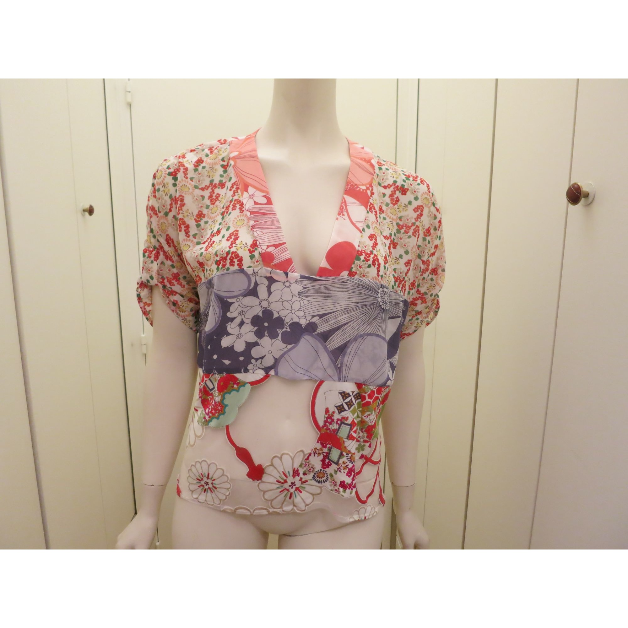 Top, tee-shirt CACHAREL Multicouleur