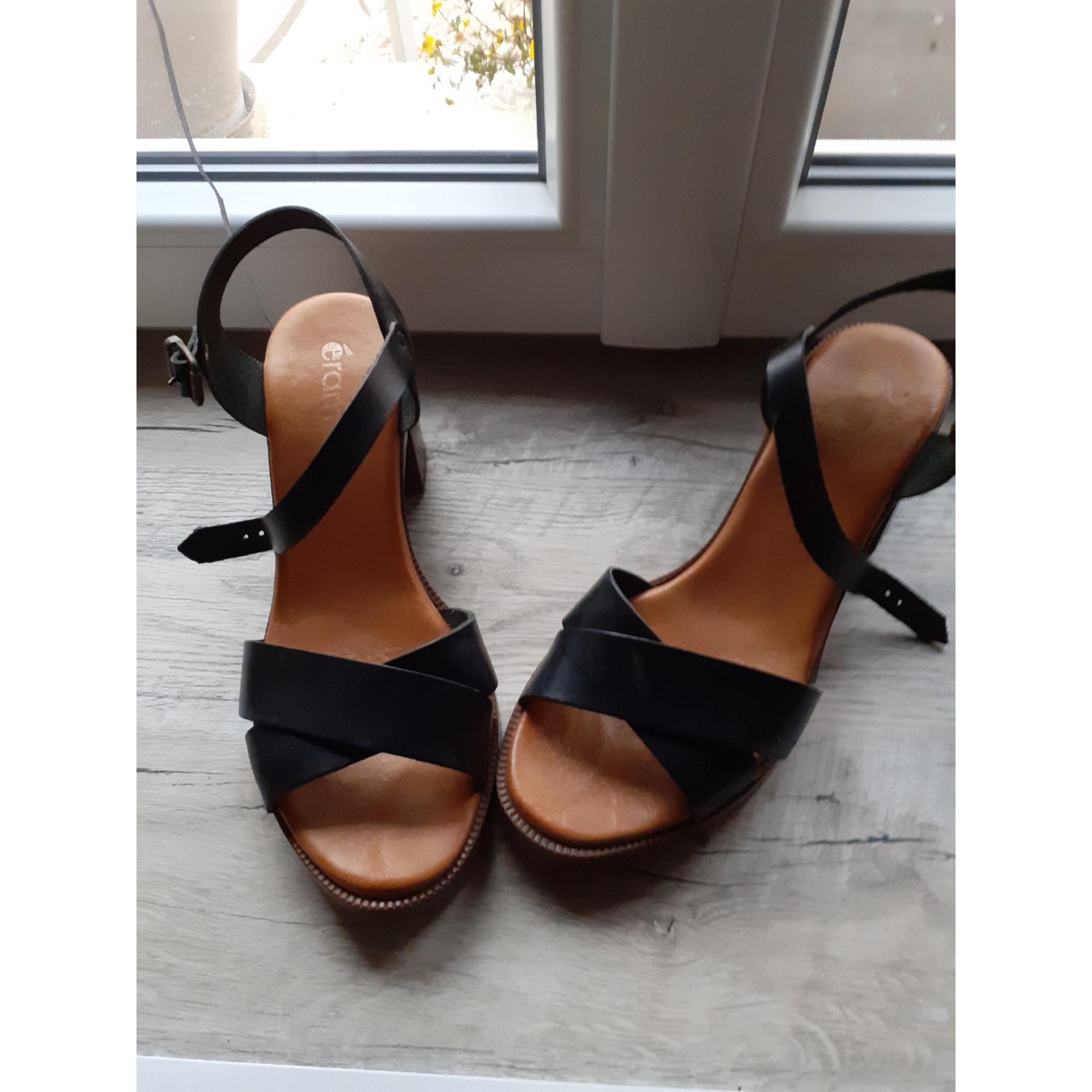 Sandales à talons ERAM Noir
