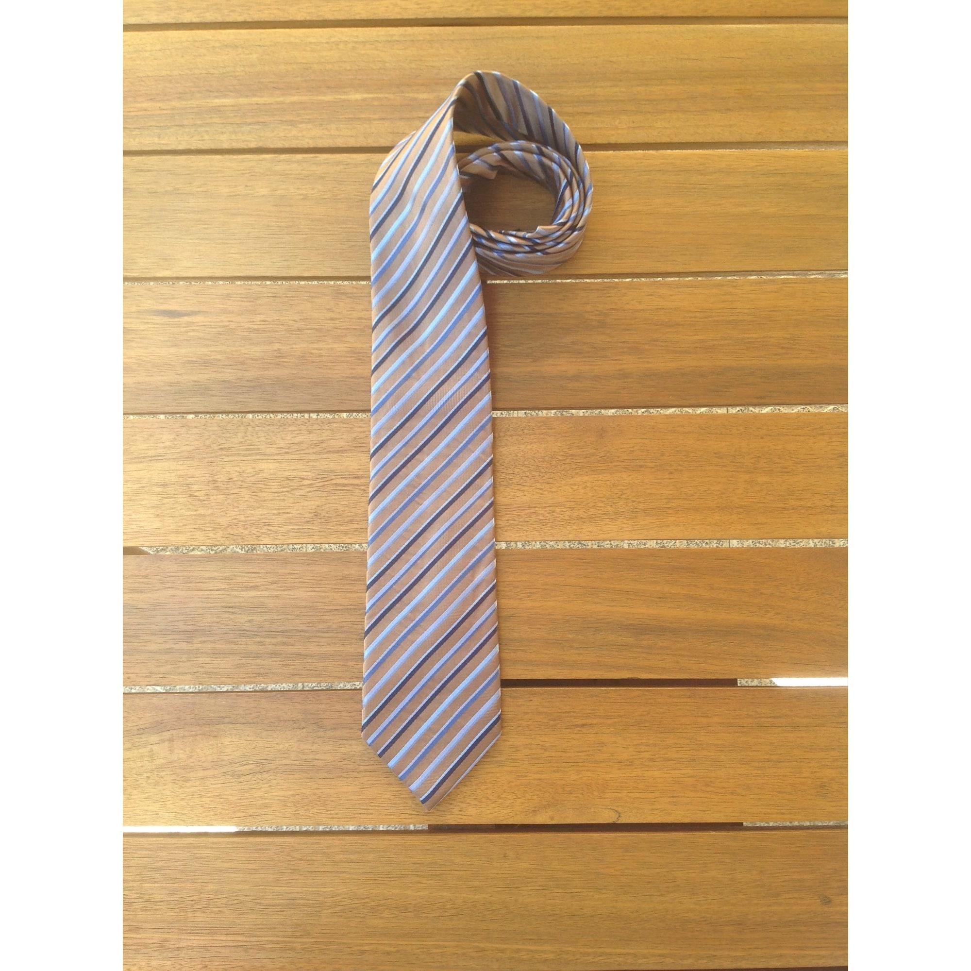 Cravate CELIO Marron