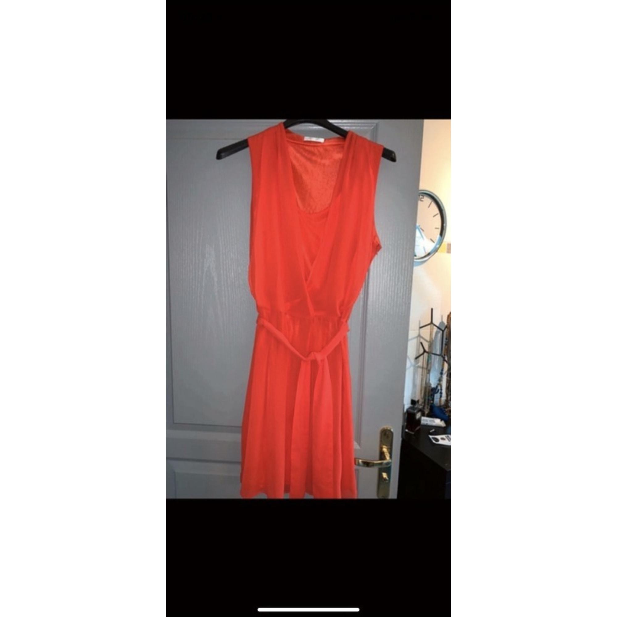 Robe courte PROMOD Orange
