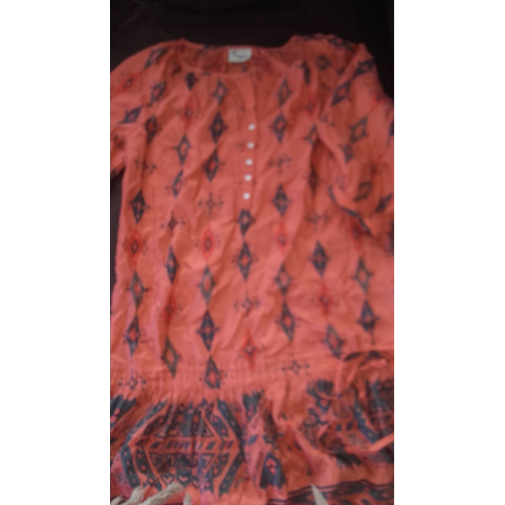 Robe courte STELLA FOREST Orange