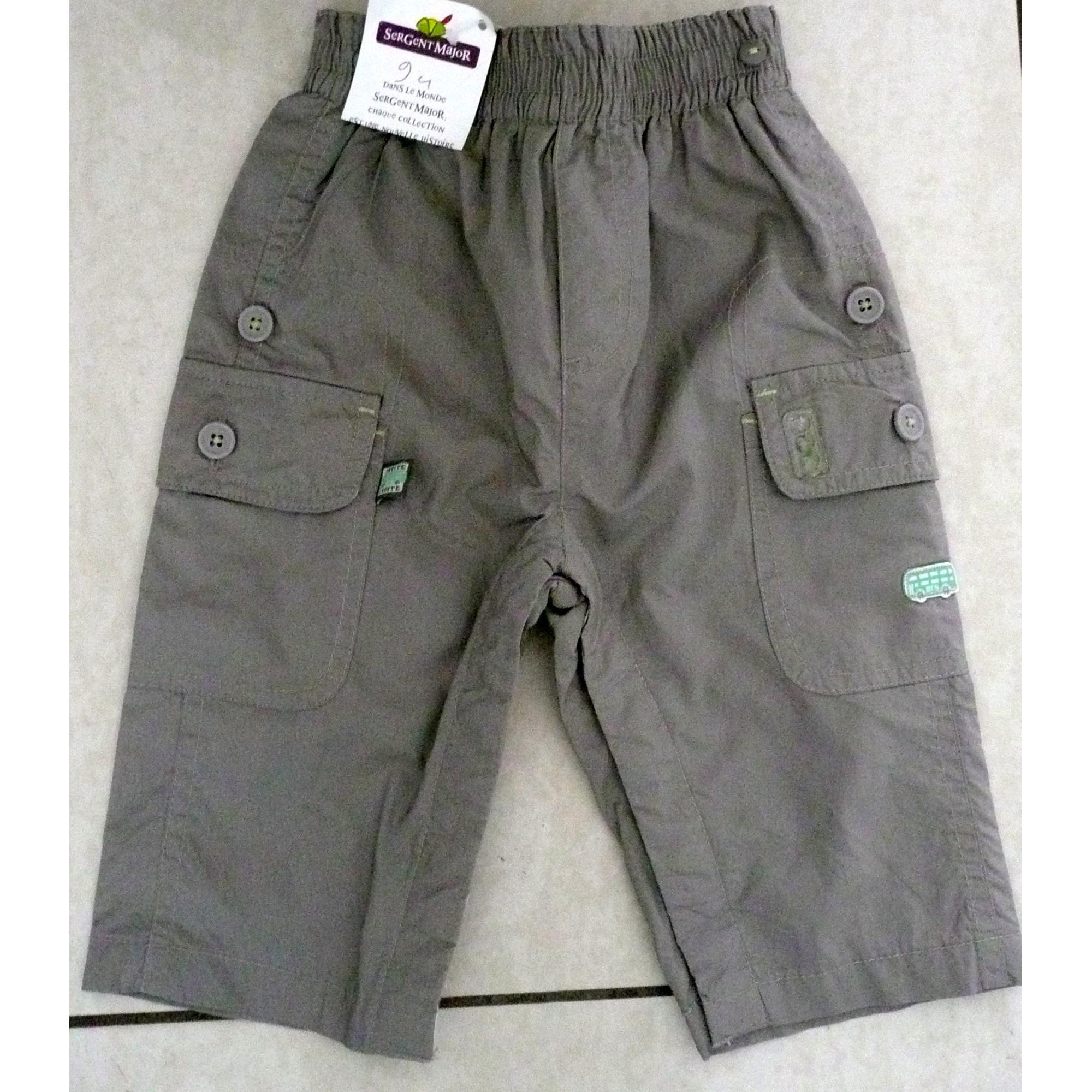 Pantalon SERGENT MAJOR Kaki