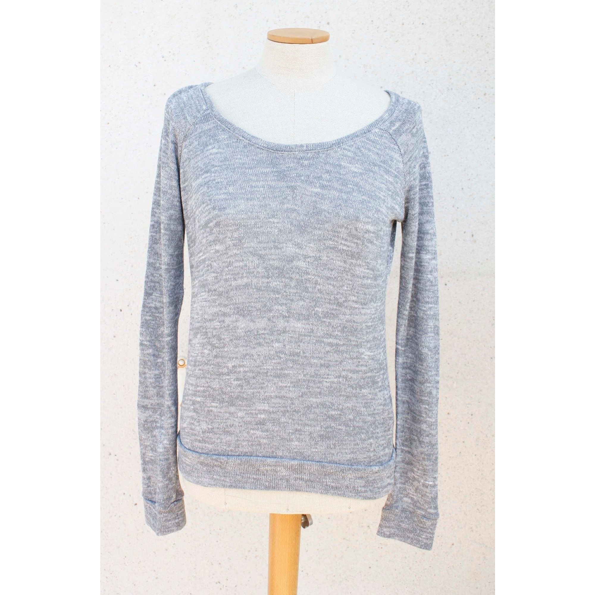Pull TALLY WEIJL Gris, anthracite