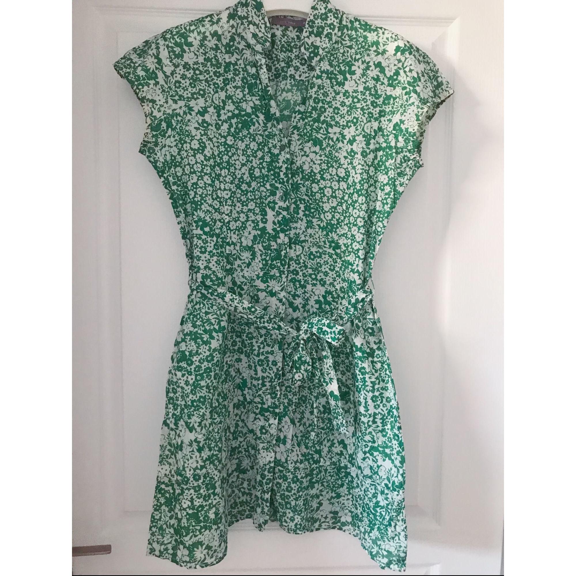Tunique MARQUE INCONNUE Vert
