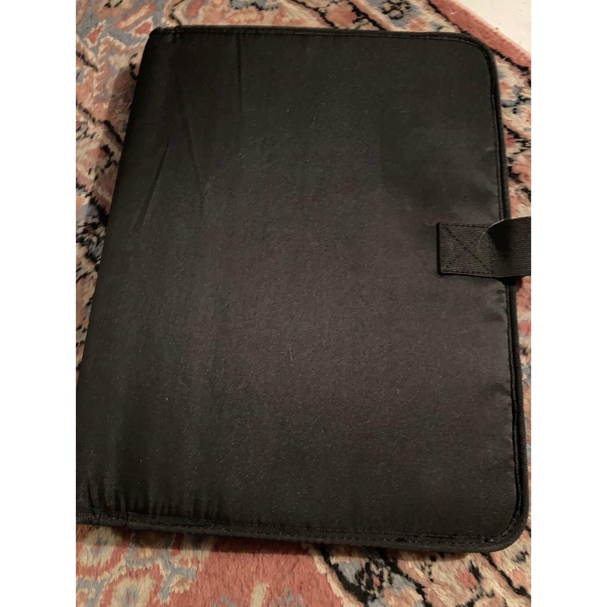 Porte documents, serviette BALMAIN Noir