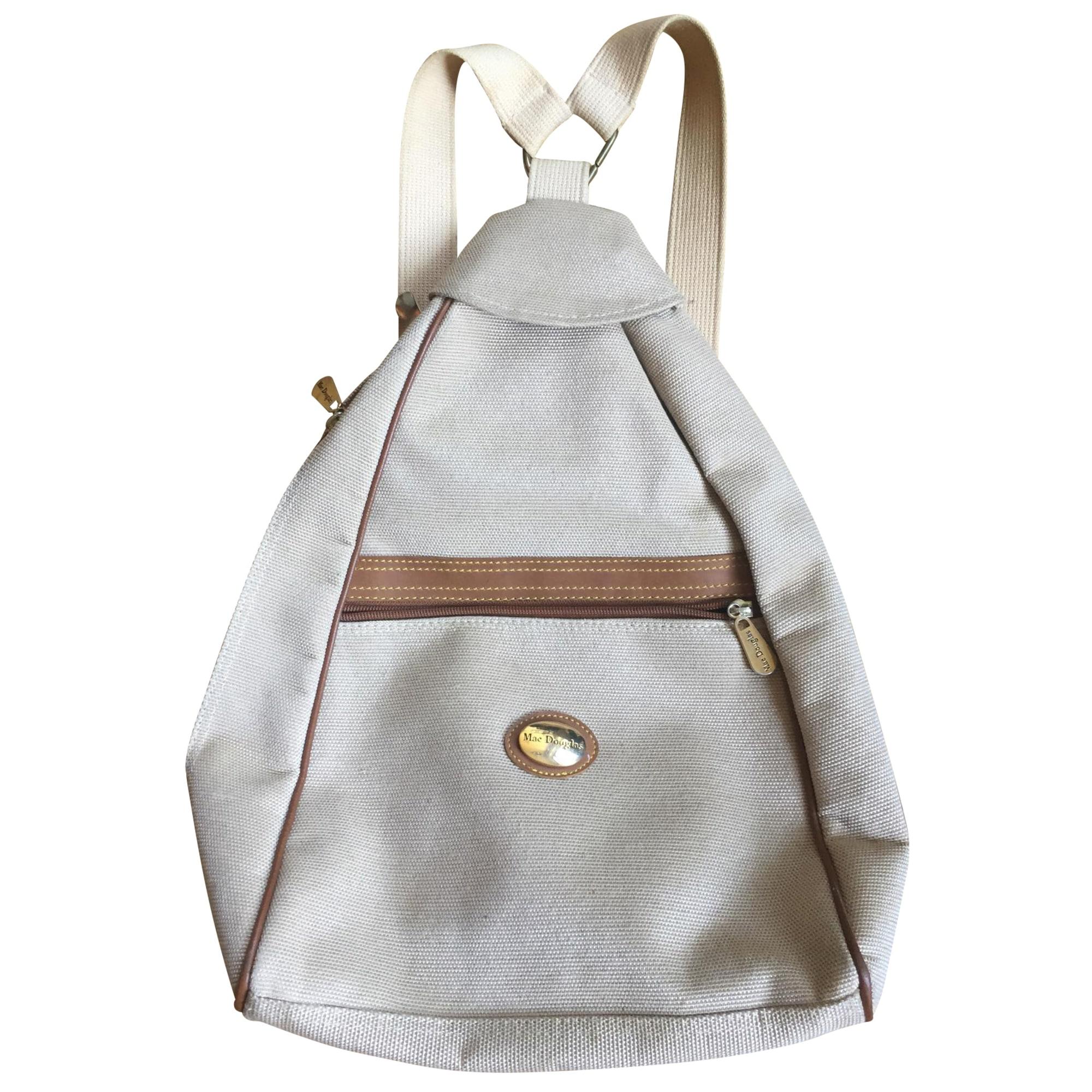 Backpack MAC DOUGLAS Beige, camel