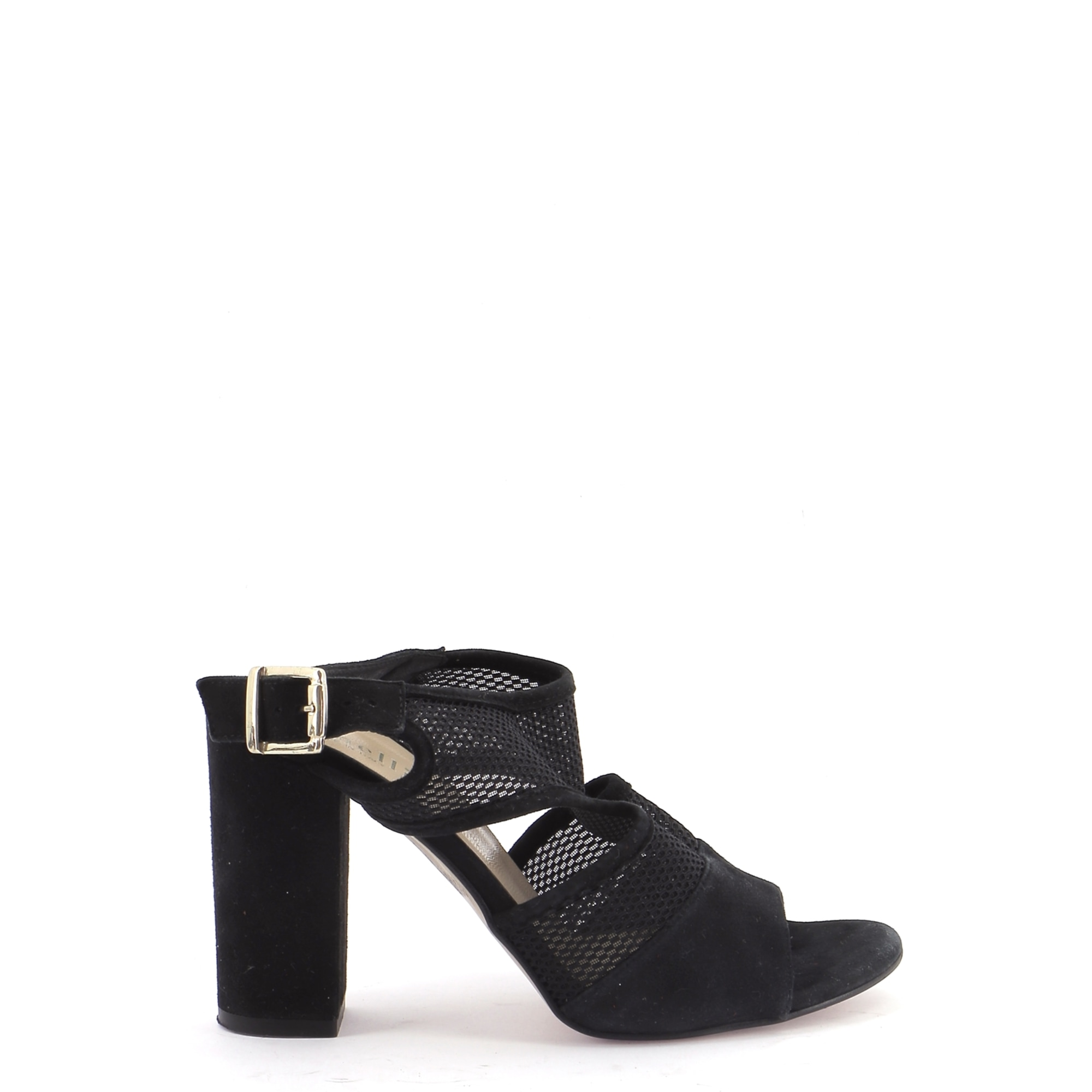 Sandales plates  MINELLI Noir