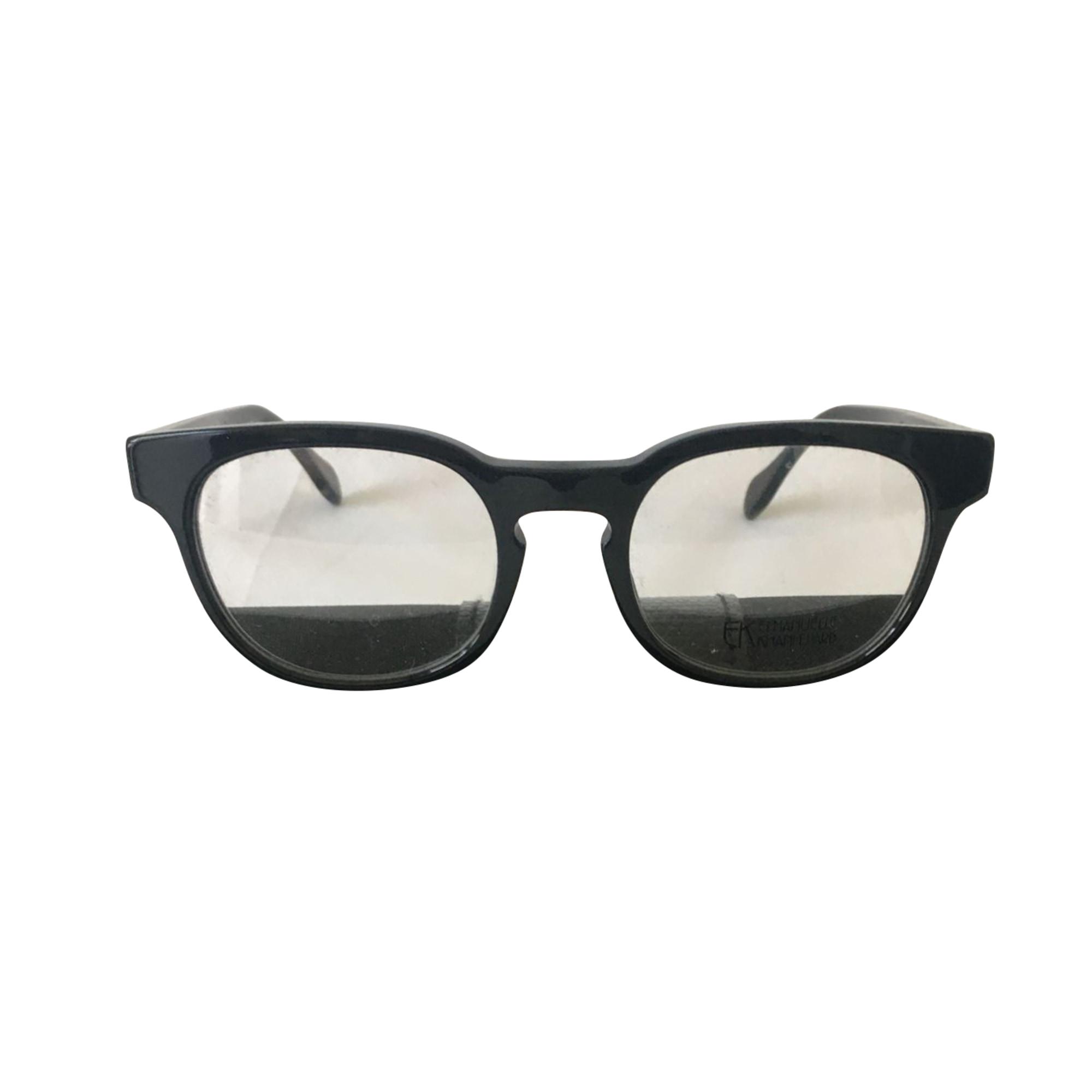 Eyeglass Frames EMMANUELLE KHANH Black