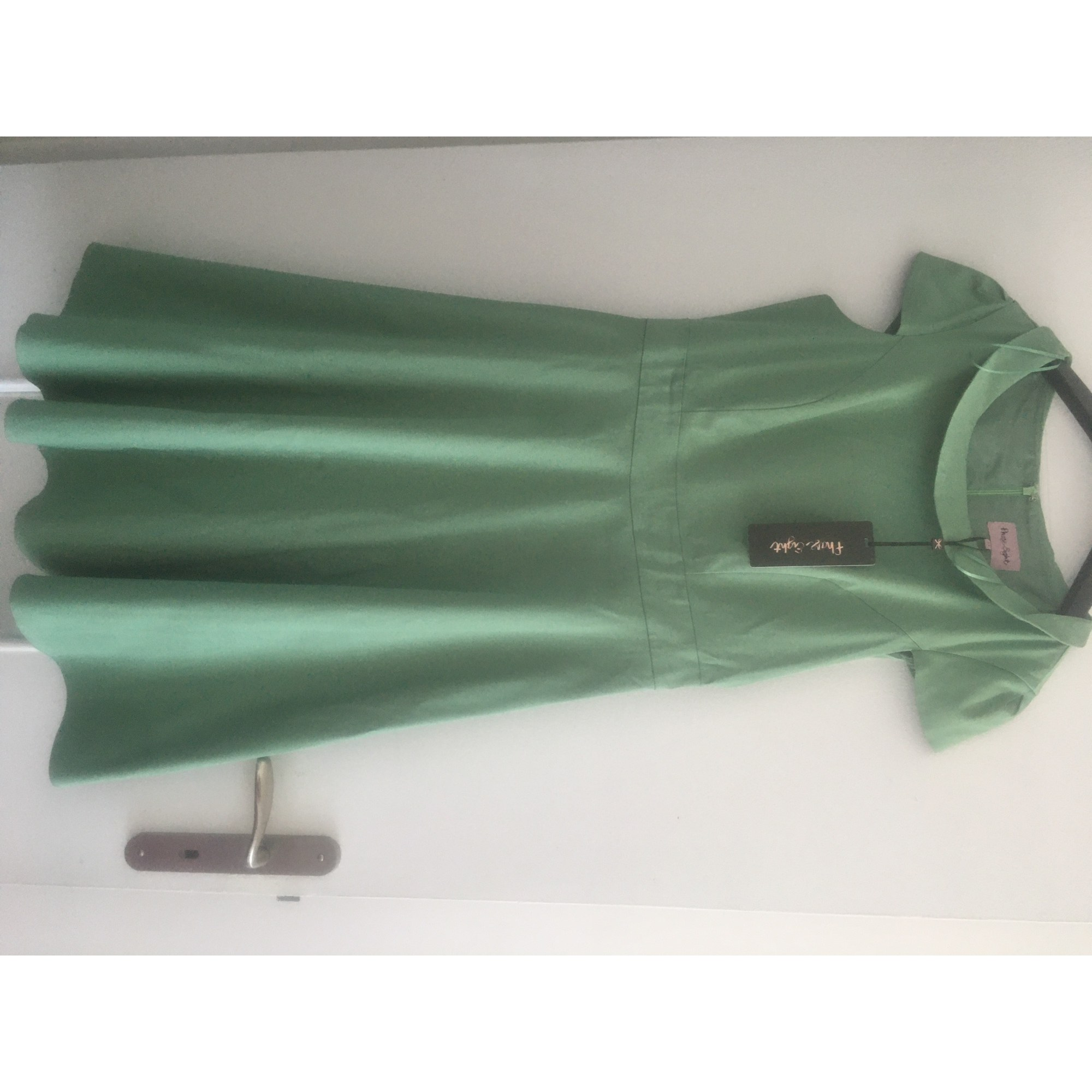 Robe mi-longue PHASE EIGHT Vert