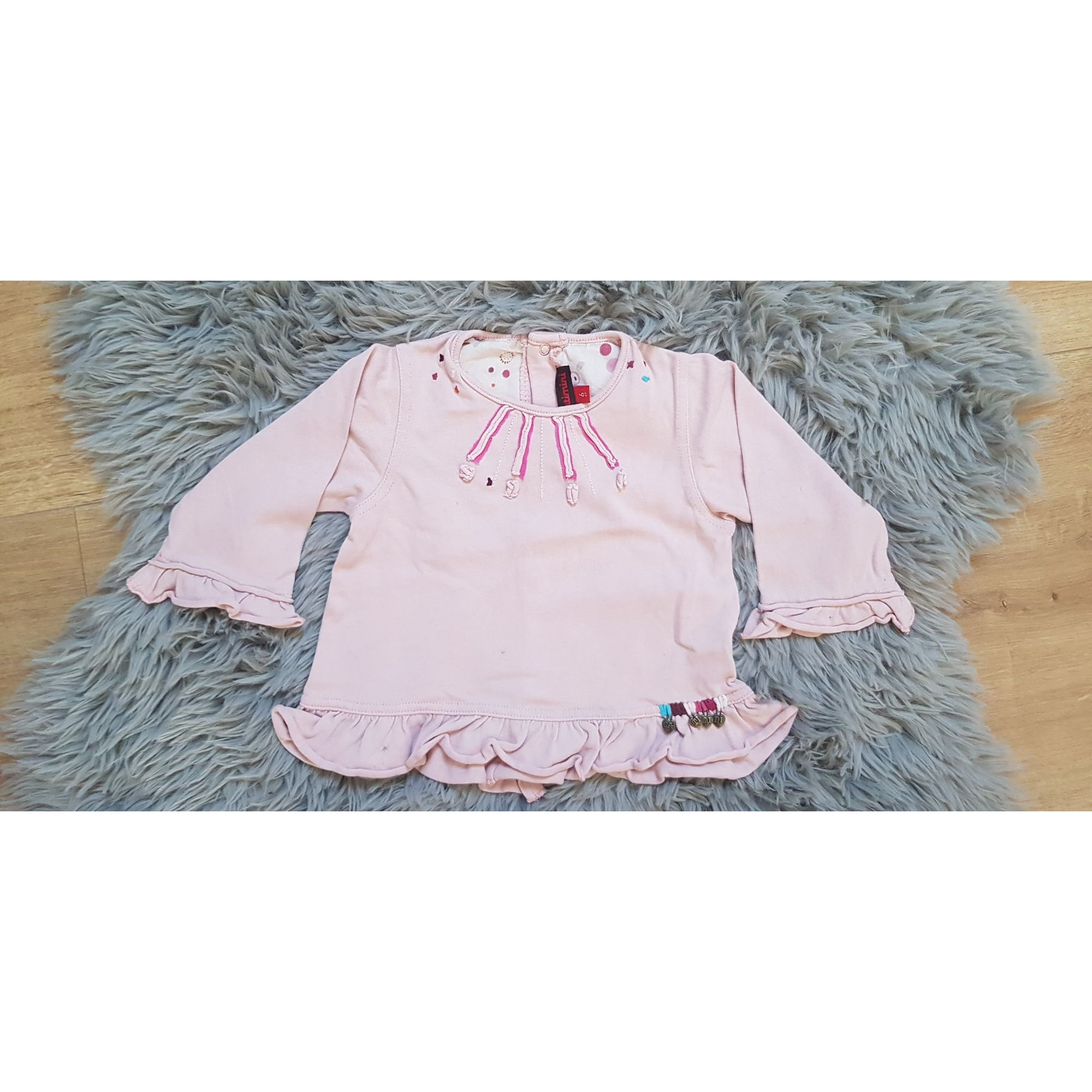 Sweatshirt CATIMINI Pink, fuchsia, light pink