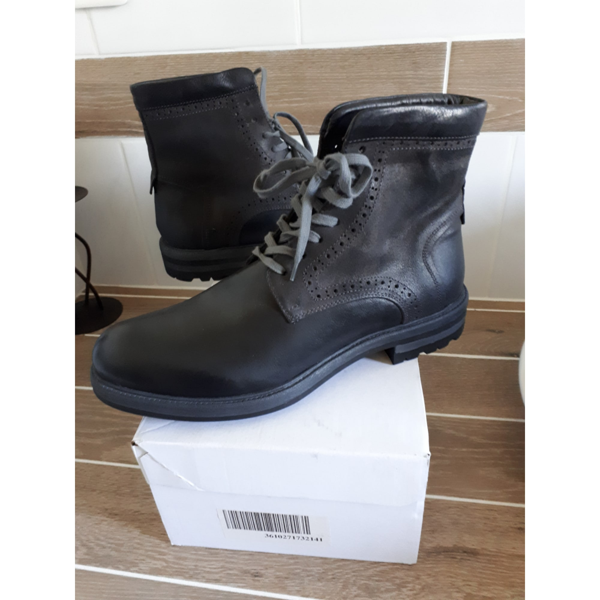 Bottines MINELLI Noir