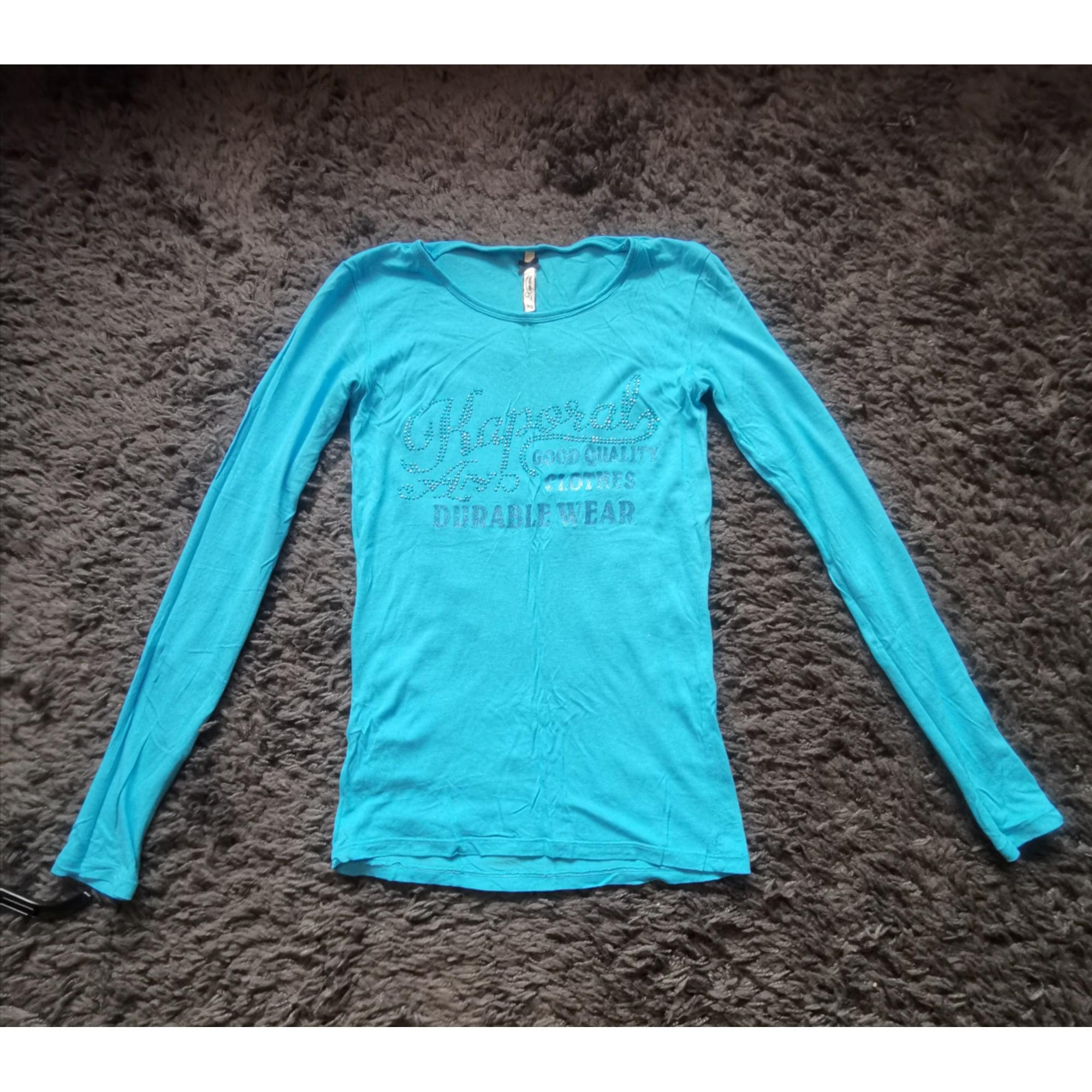 Pull KAPORAL Bleu, bleu marine, bleu turquoise