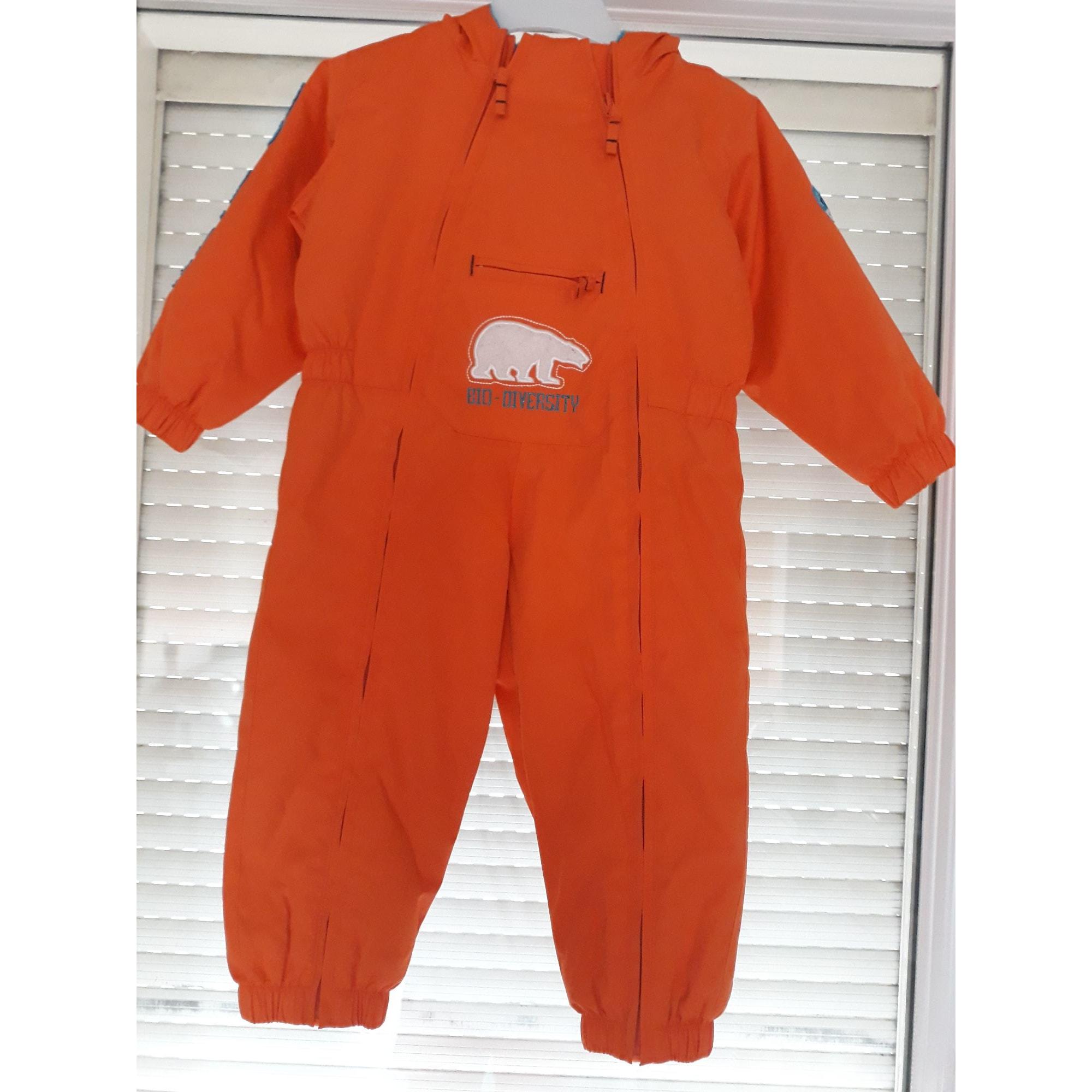 Pants Set, Outfit POLOCHON BY ETIREL Orange