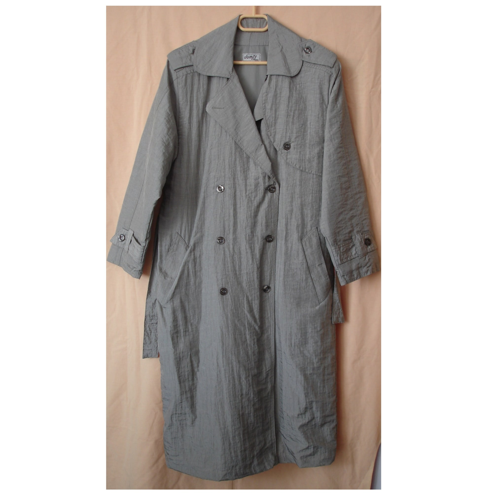 Imperméable, trench JUMFIL Gris, anthracite