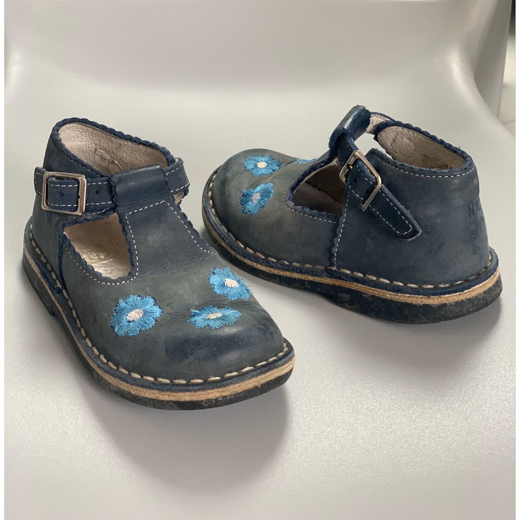 Buckle Shoes NAF NAF Blue, navy, turquoise