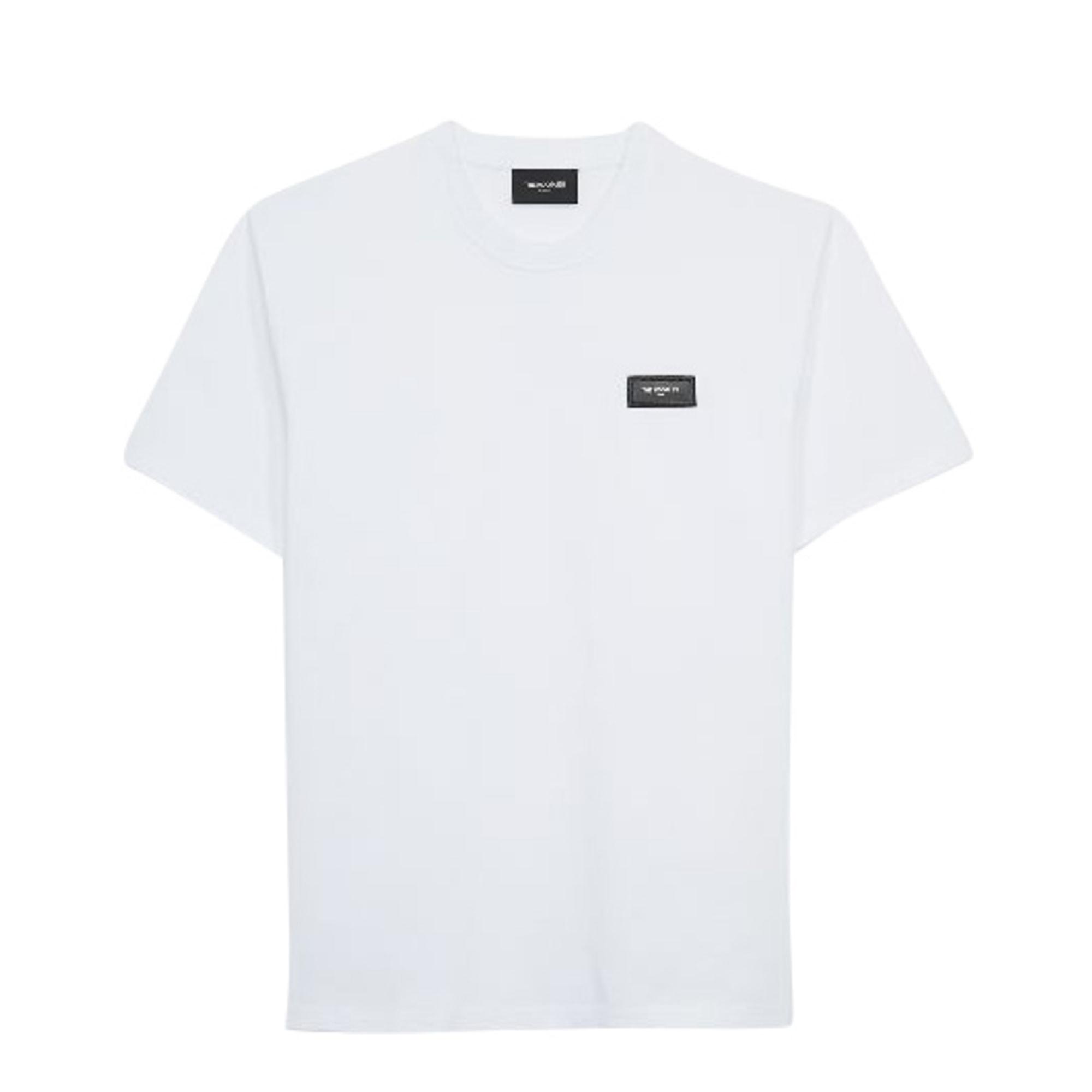 Tee-shirt THE KOOPLES Blanc, blanc cassé, écru