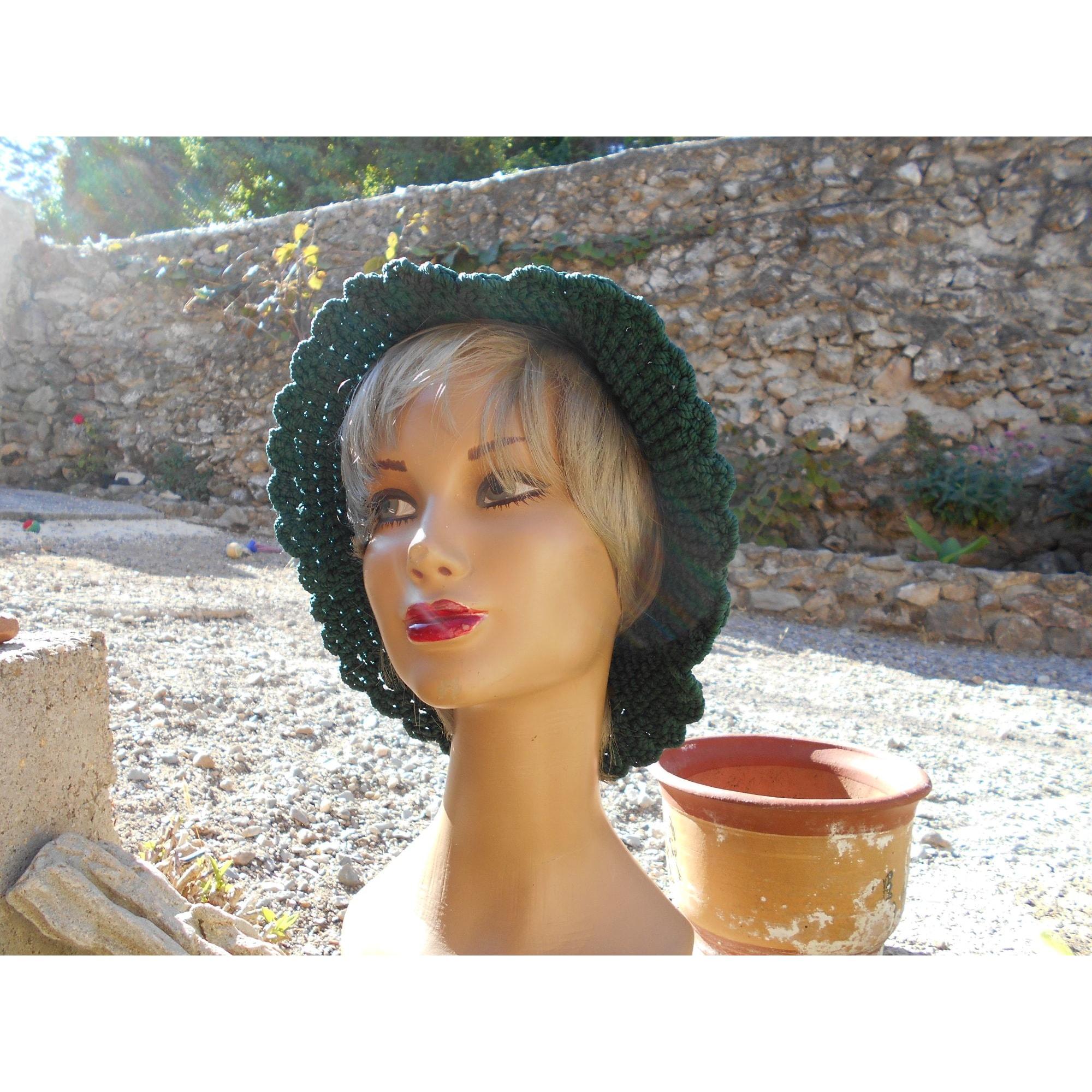 Chapeau SOIEDEREVE Vert