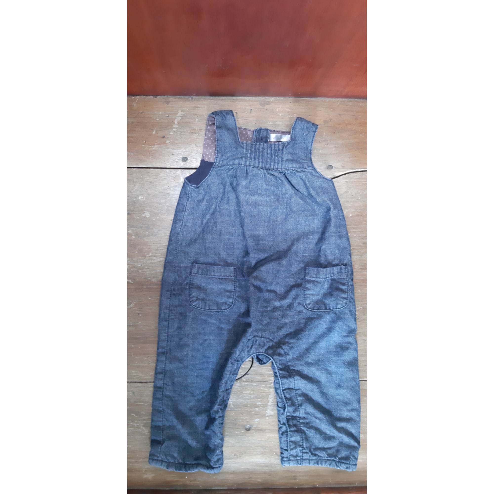 Overalls BOUT'CHOU Blue, navy, turquoise
