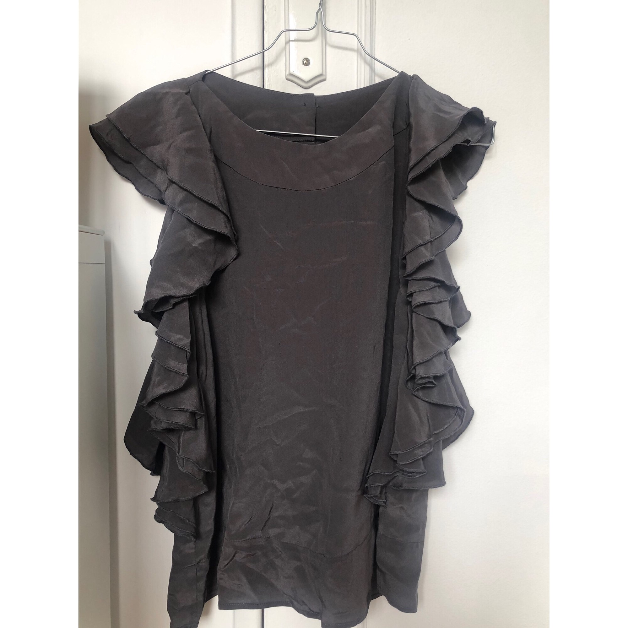 Blouse STELLA FOREST Gris, anthracite