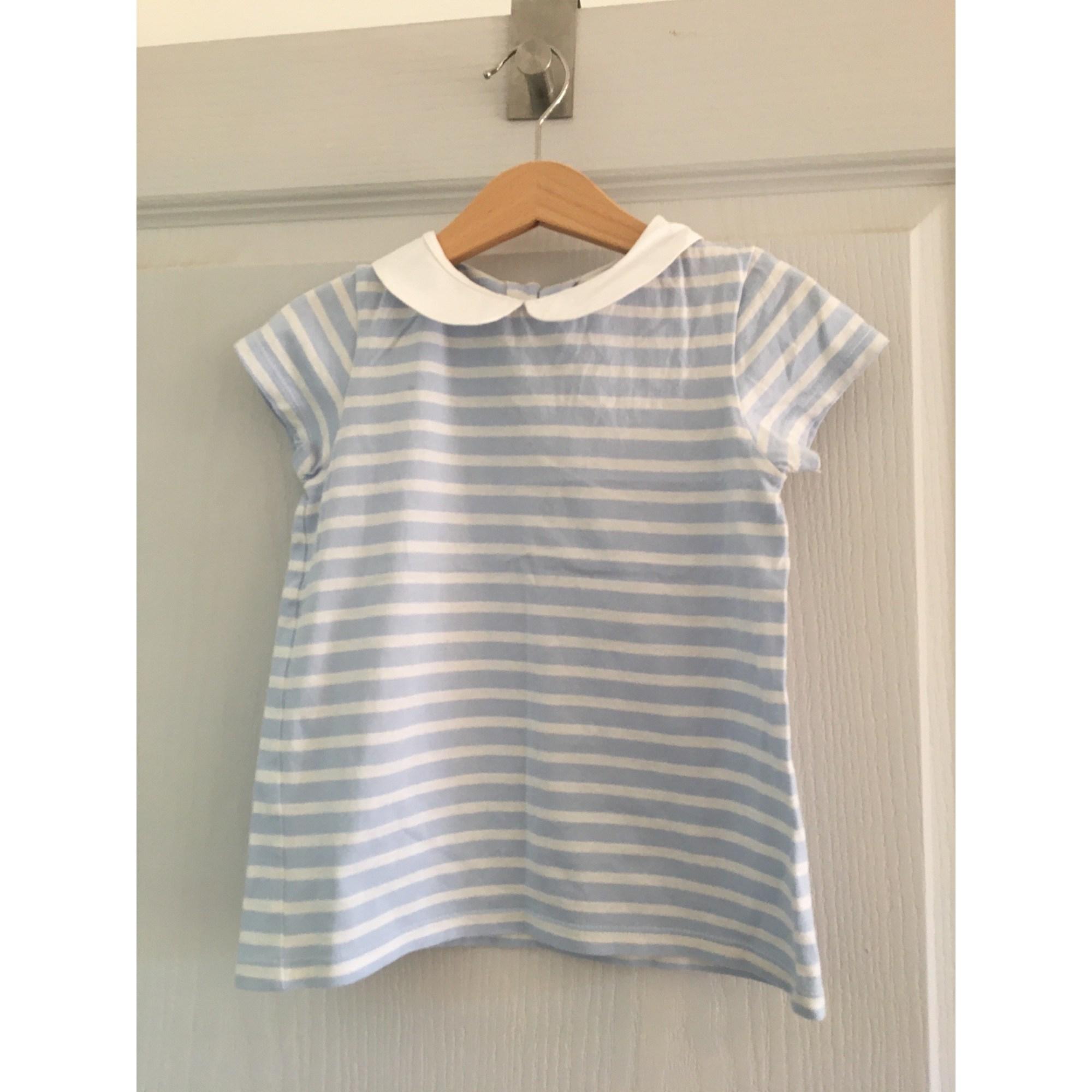 Top, Tee-shirt JACADI Bleu, bleu marine, bleu turquoise