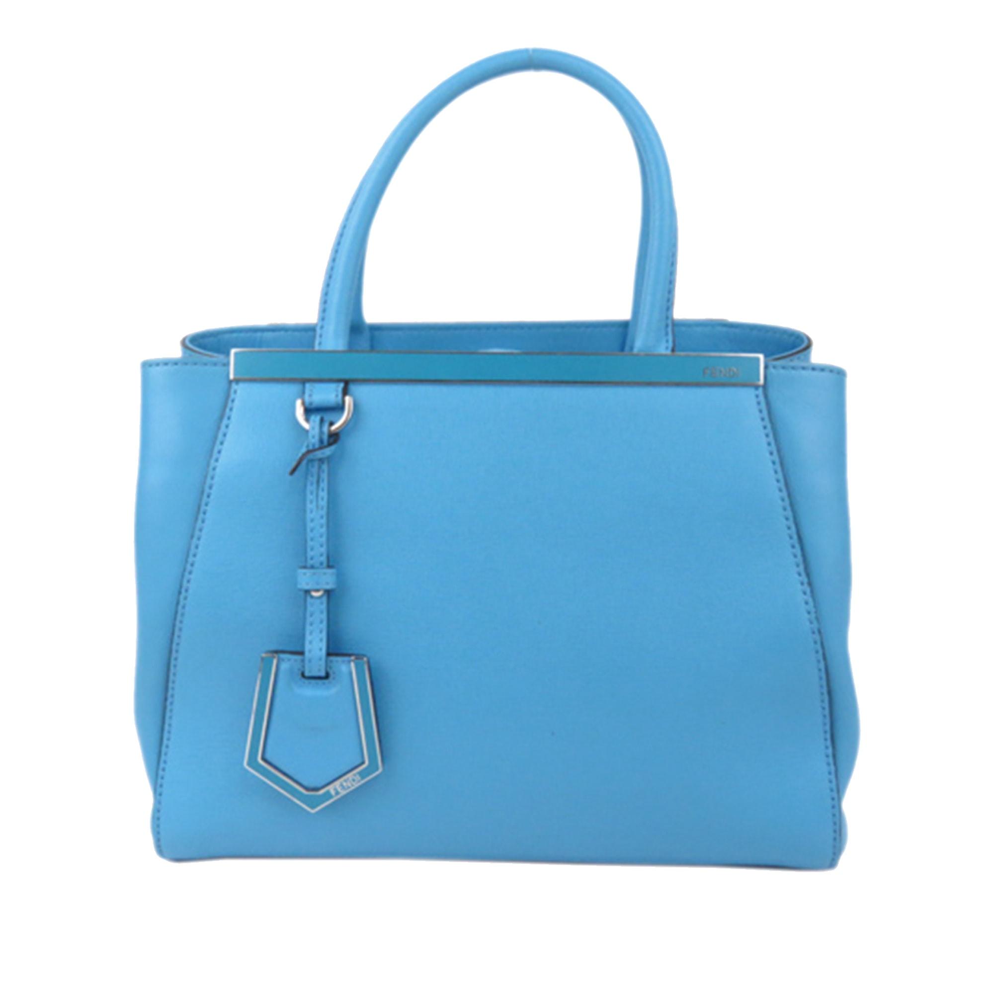 Sacoche FENDI 2Jours Blue