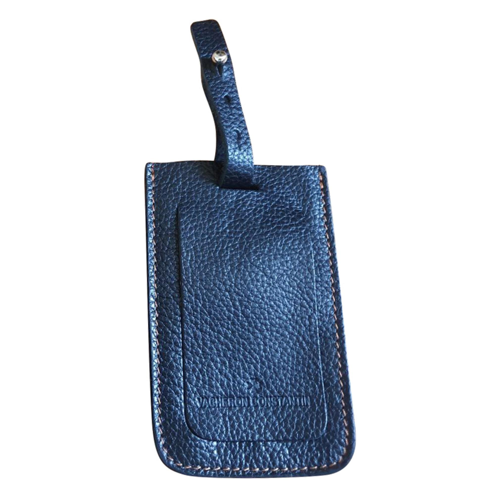 Porte-clés VACHERON CONSTANTIN Bleu, bleu marine, bleu turquoise