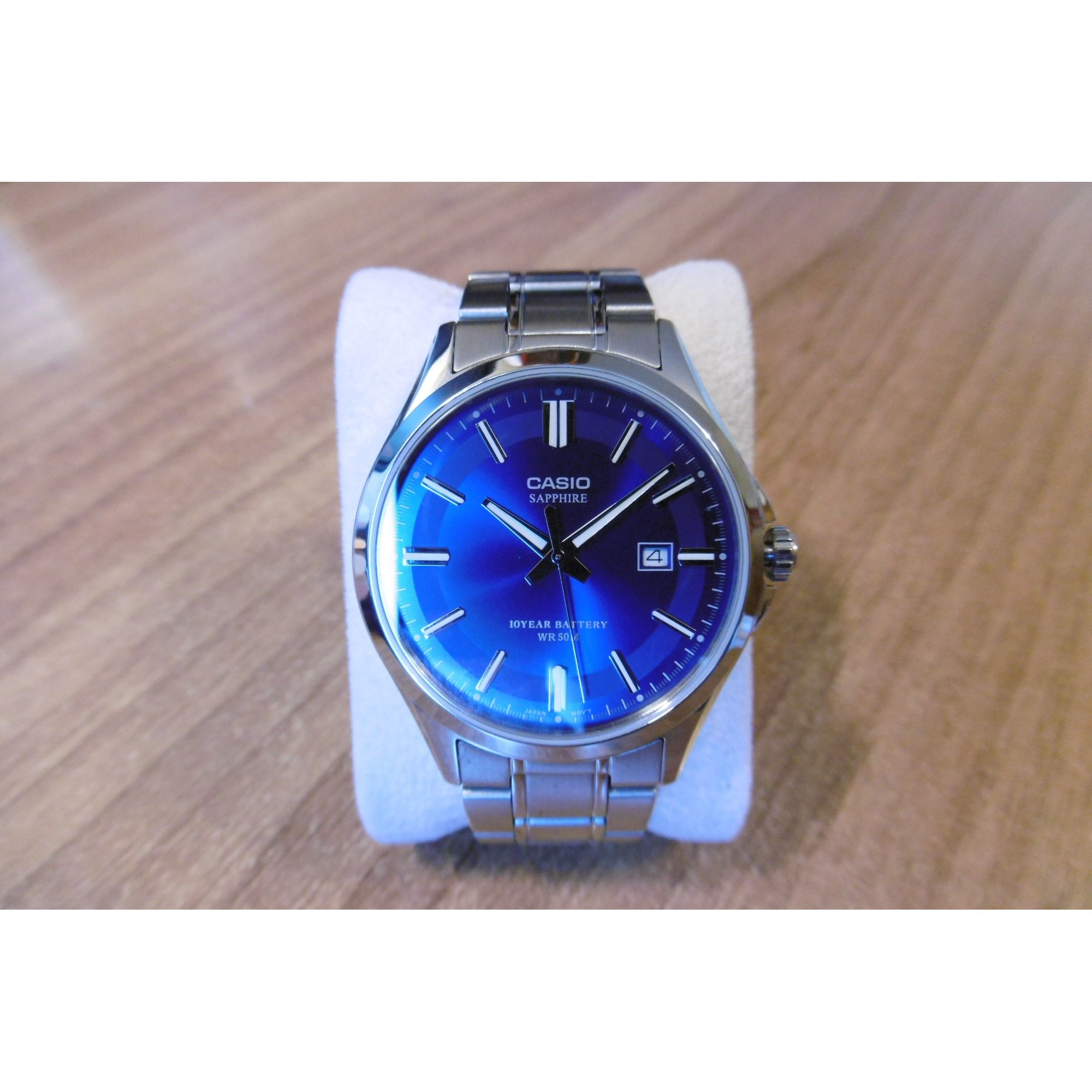 Montre au poignet CASIO Bleu, bleu marine, bleu turquoise