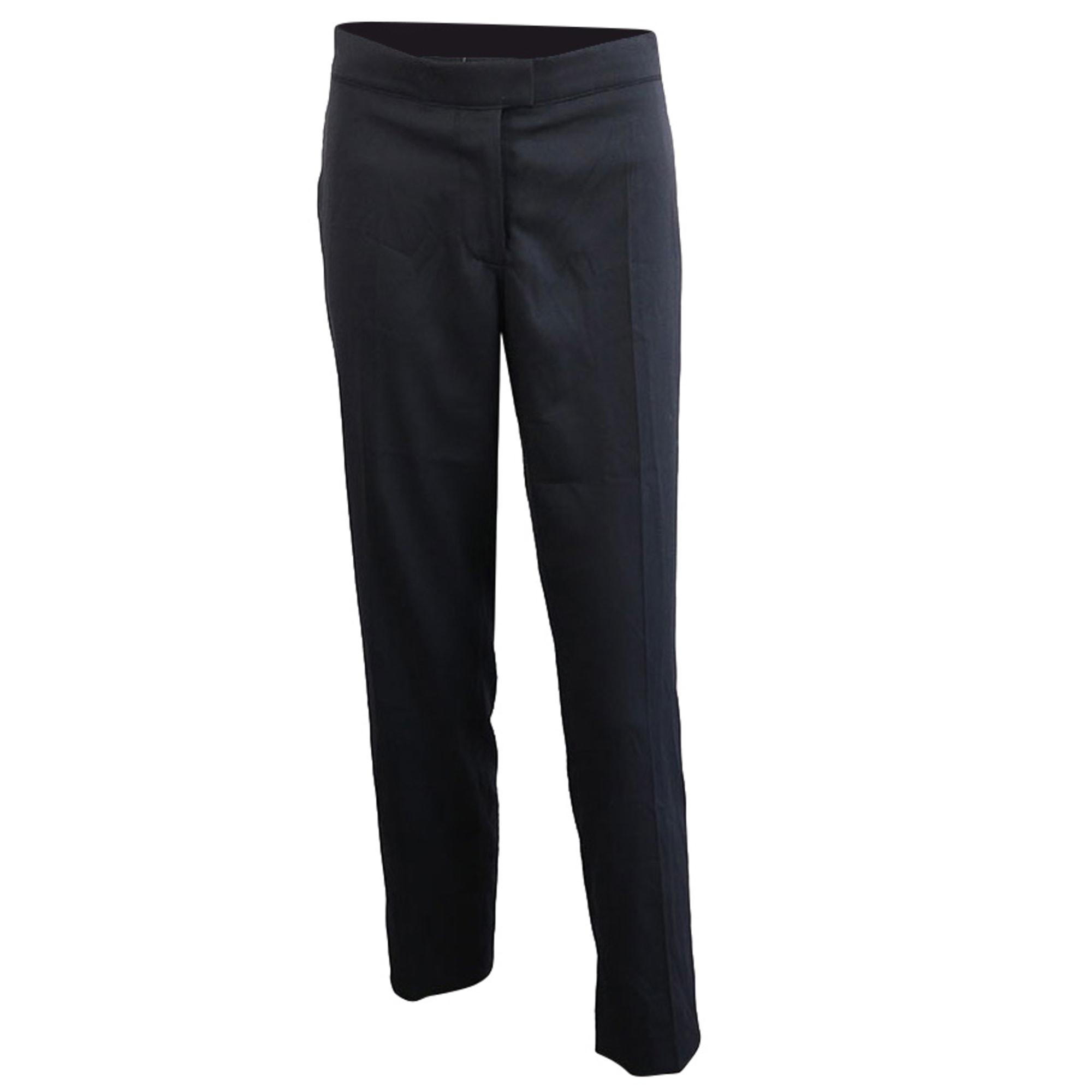 Pantalon droit STELLA MCCARTNEY Noir