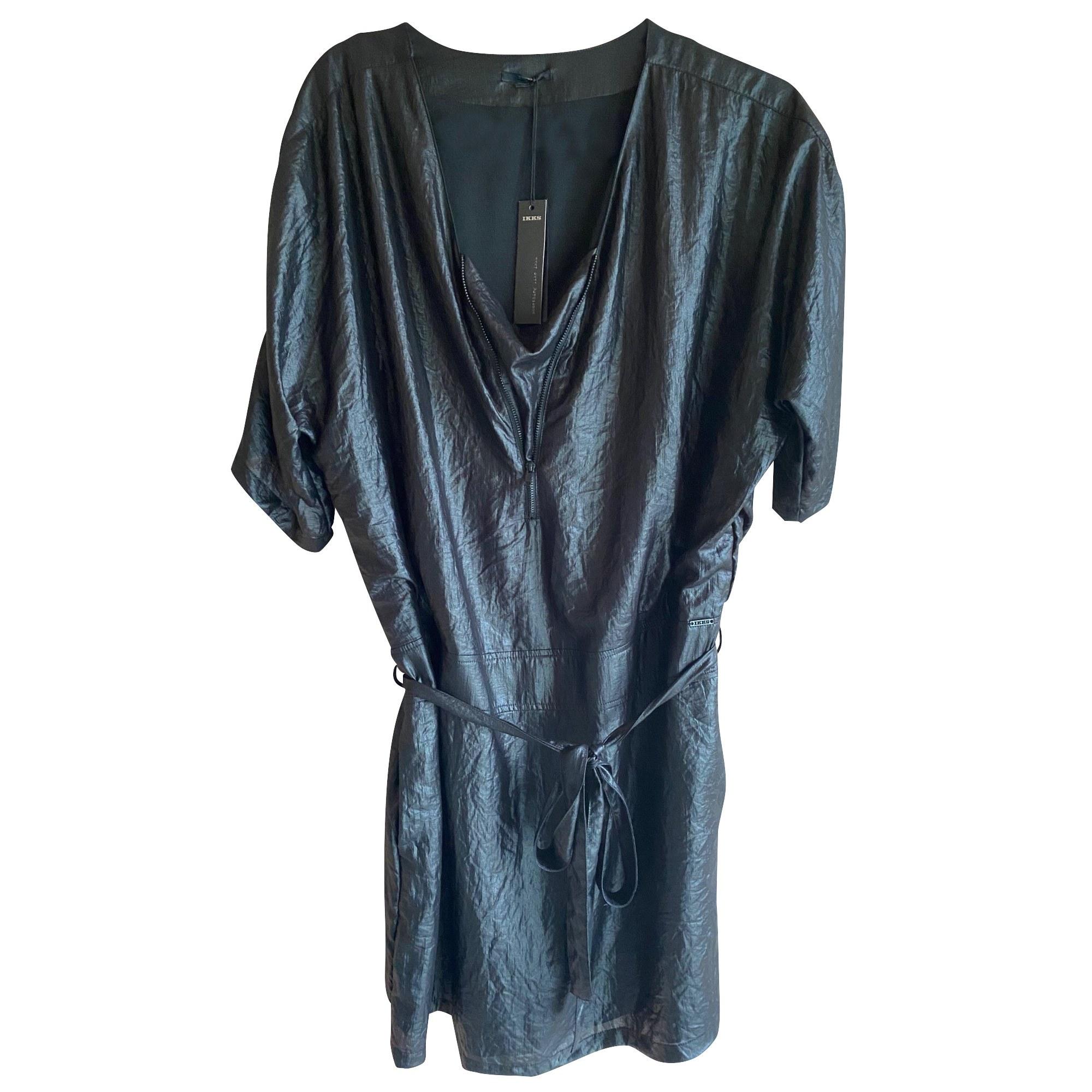 Robe courte IKKS Noir