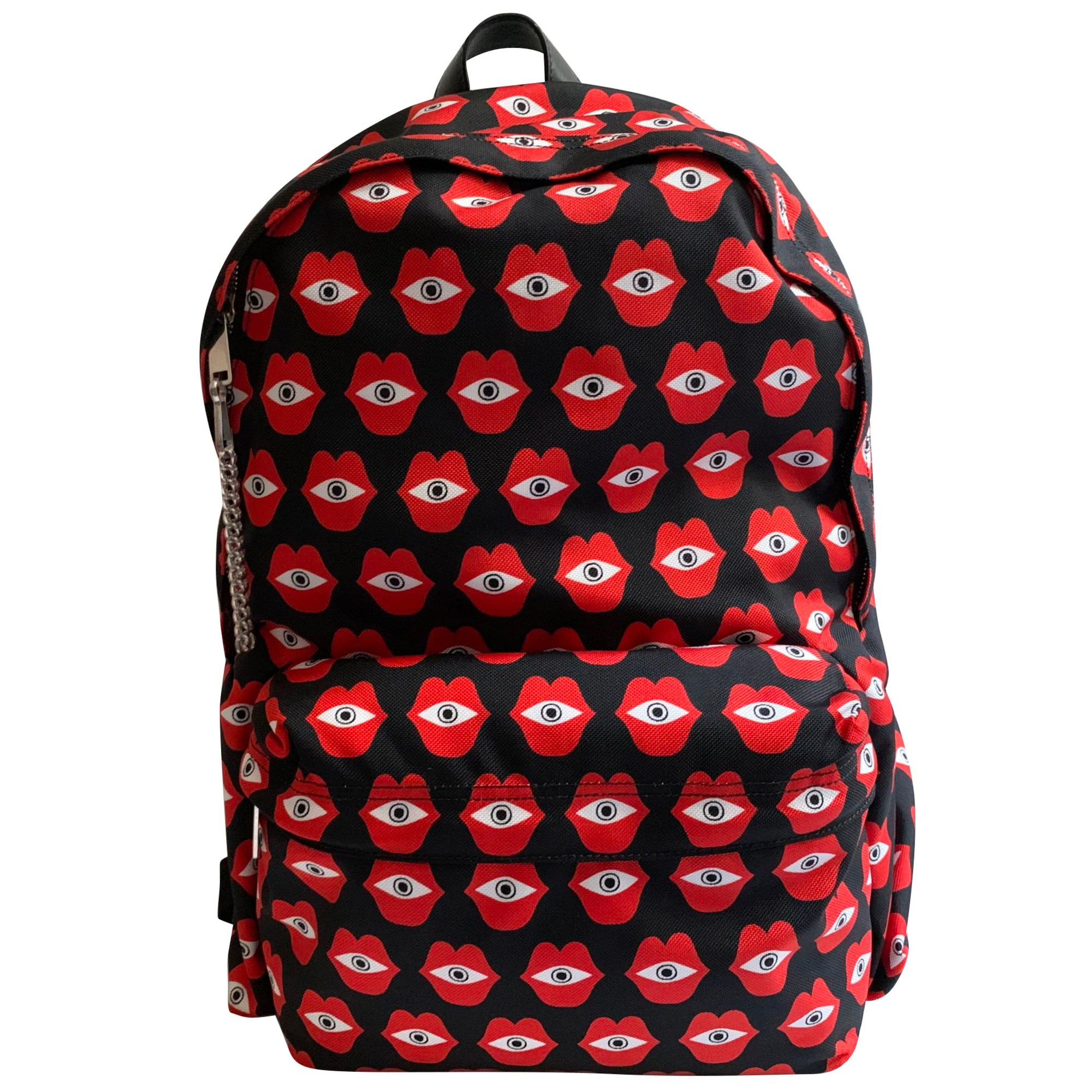 Backpack CÉLINE Multicolor