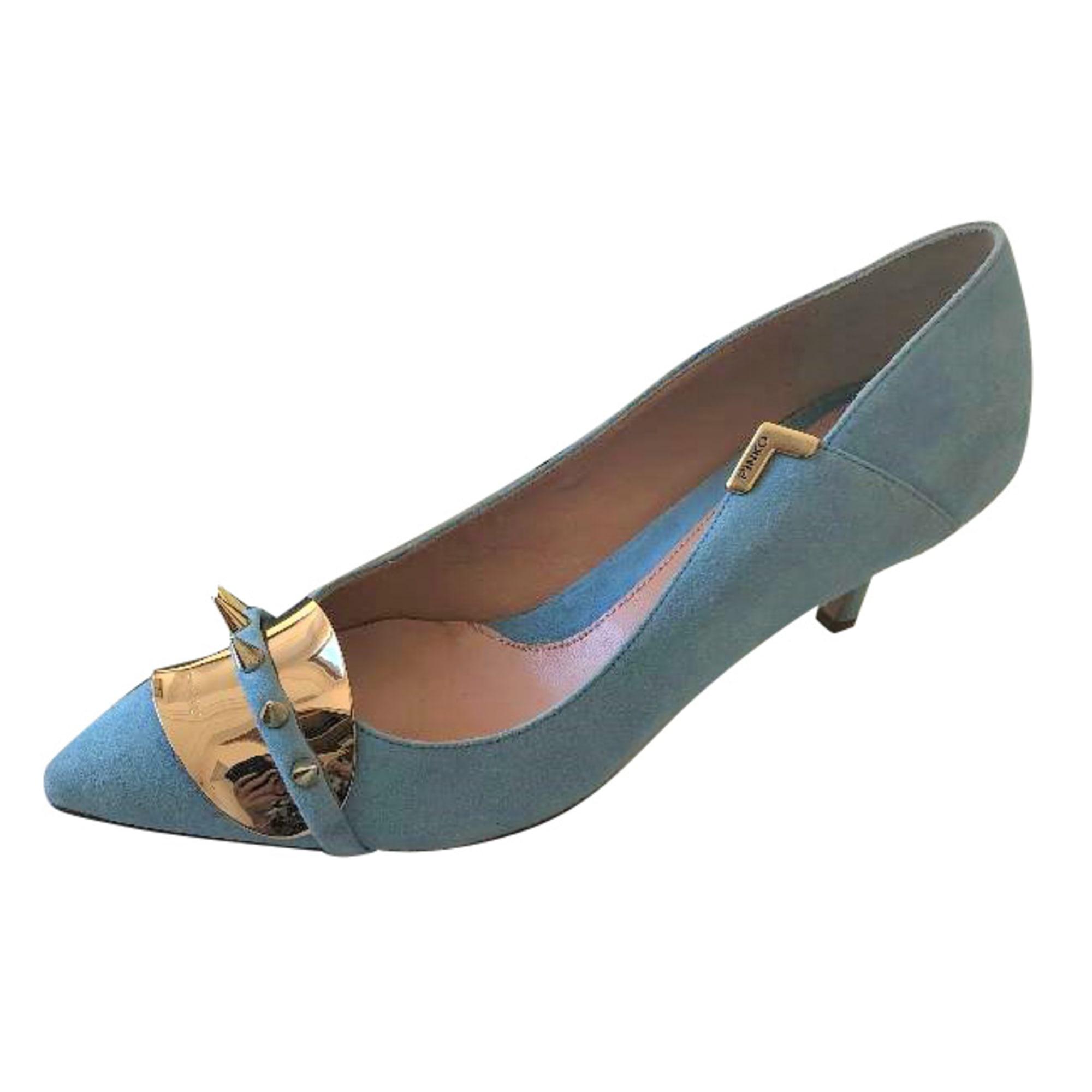 Salomés PINKO Bleu, bleu marine, bleu turquoise