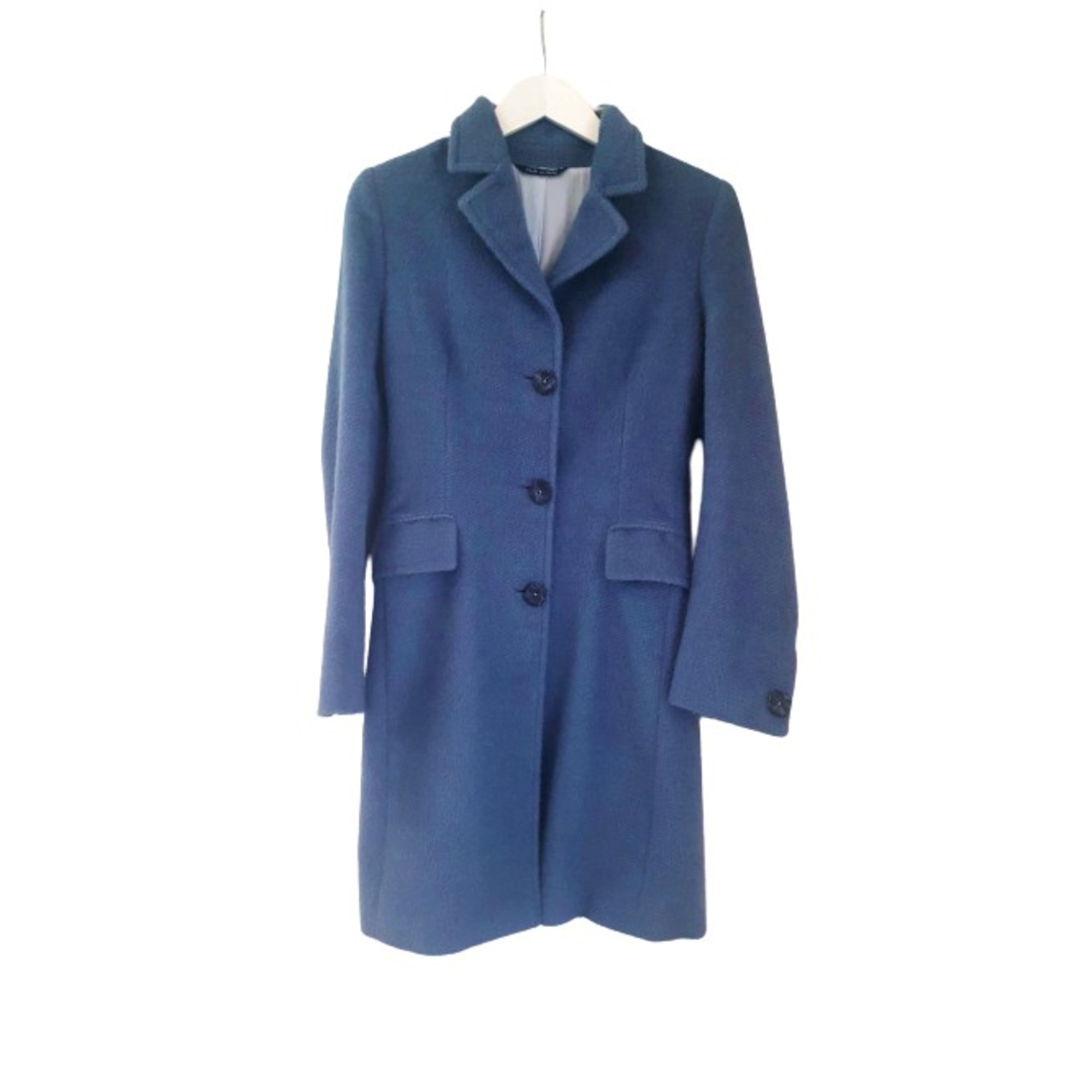 Manteau MARQUE INCONNUE Bleu, bleu marine, bleu turquoise
