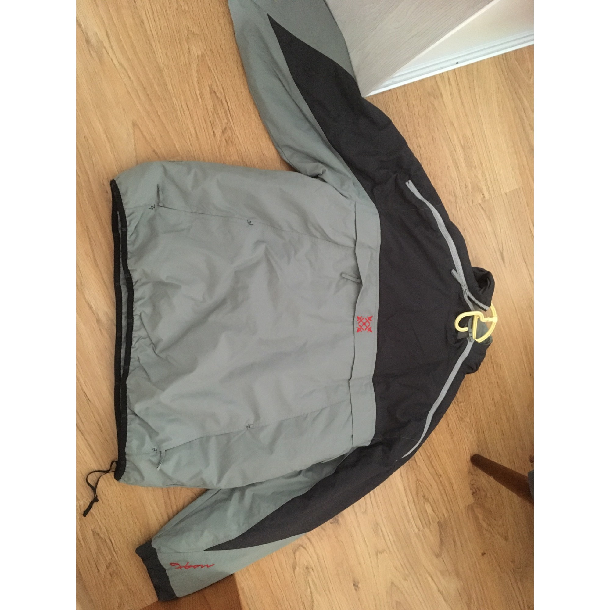 Parka OXBOW Gris, anthracite