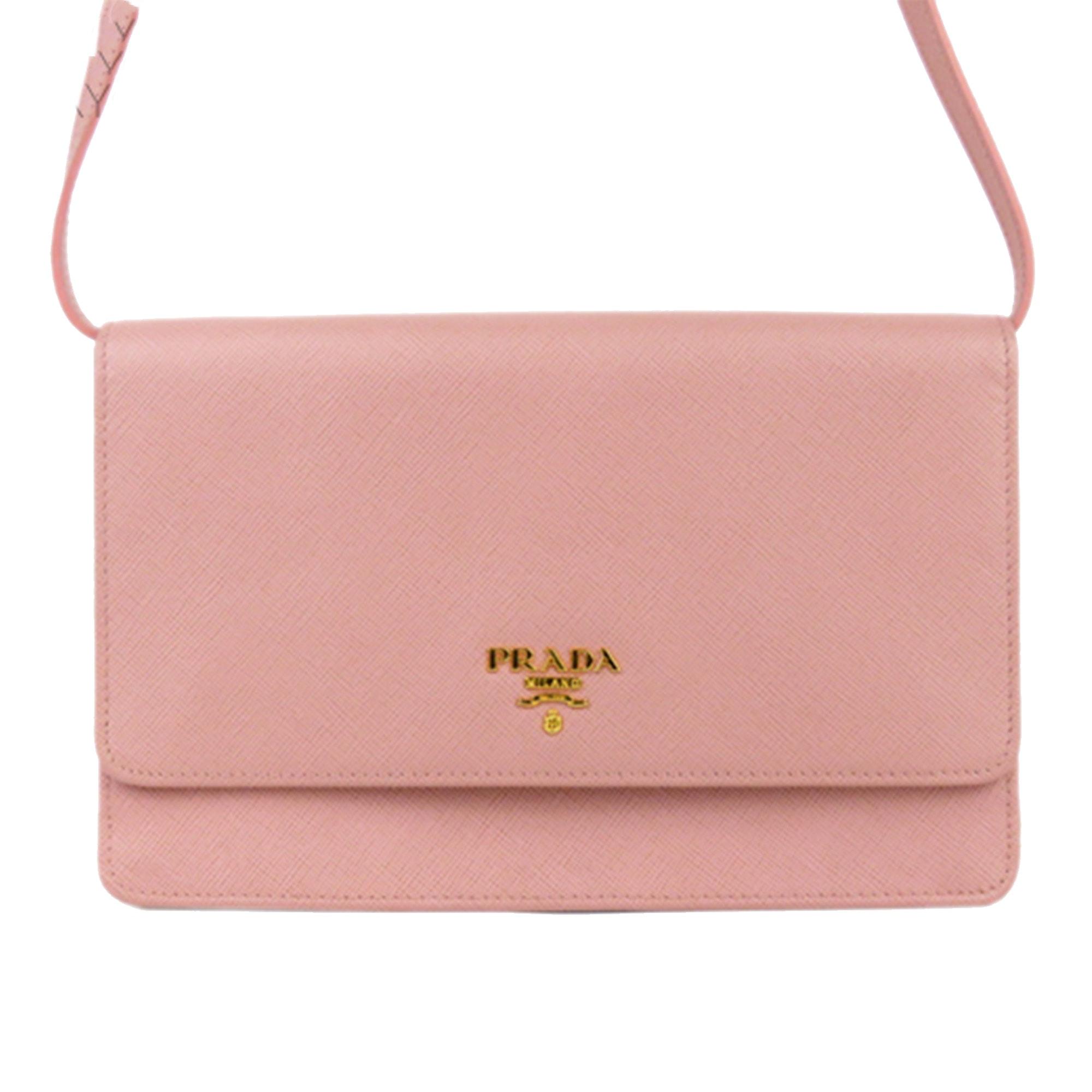 Portefeuille PRADA Pink