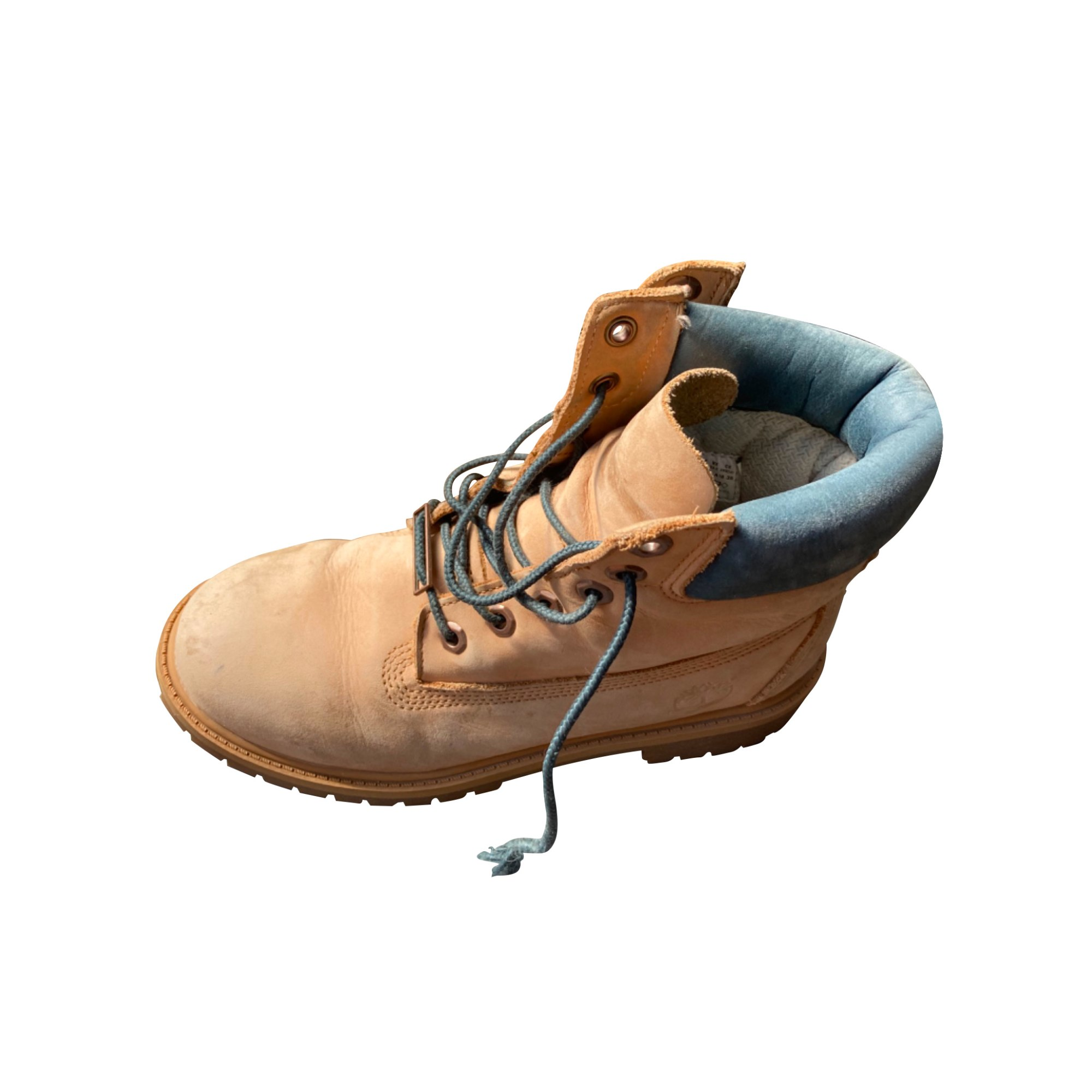 Ankle Boots TIMBERLAND Beige, camel