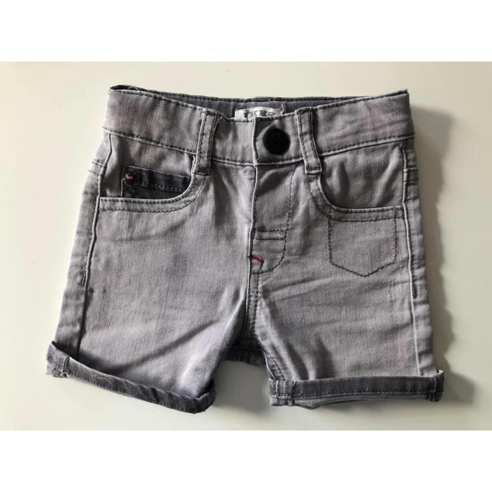 Shorts IKKS Gray, charcoal