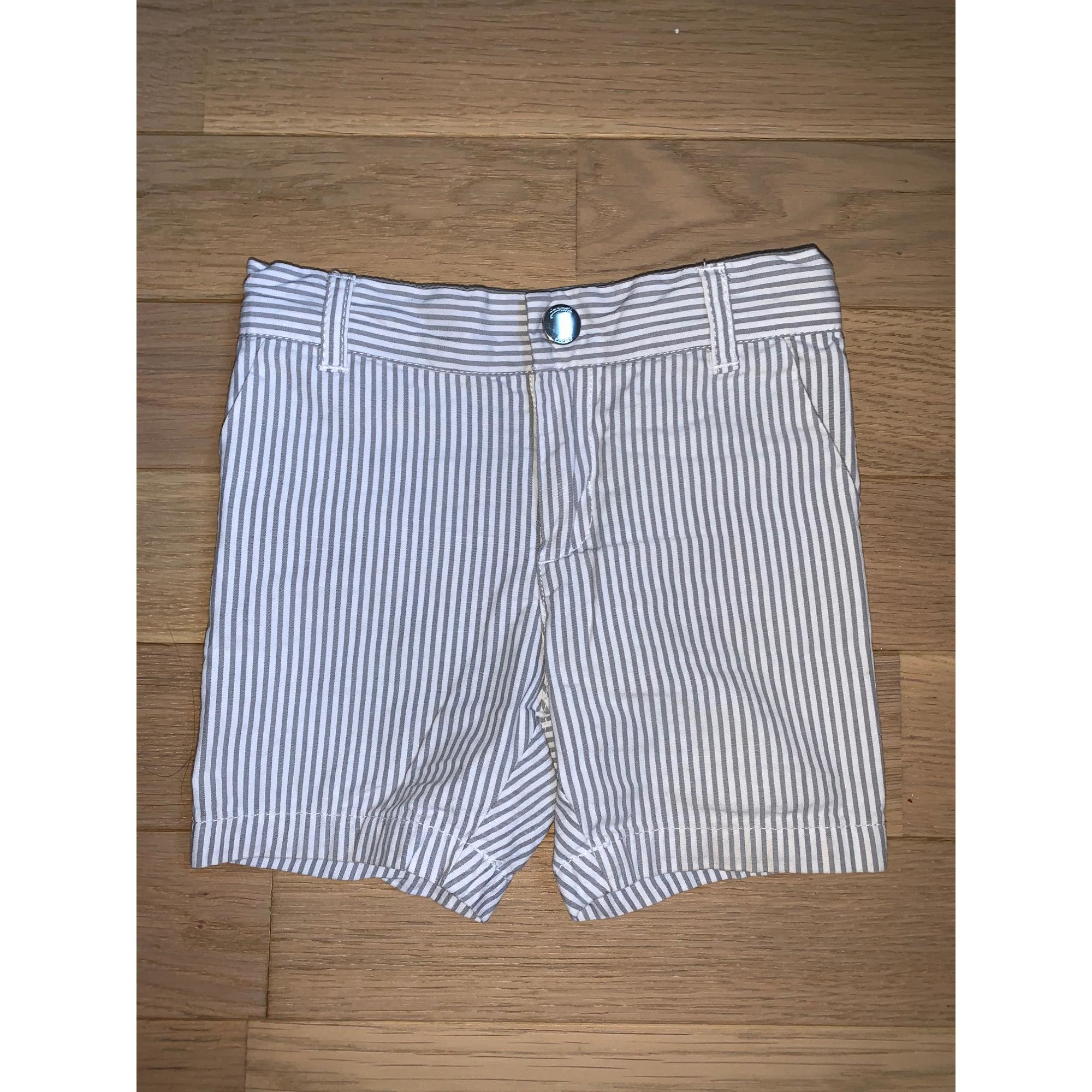 Short JACADI Gris, anthracite
