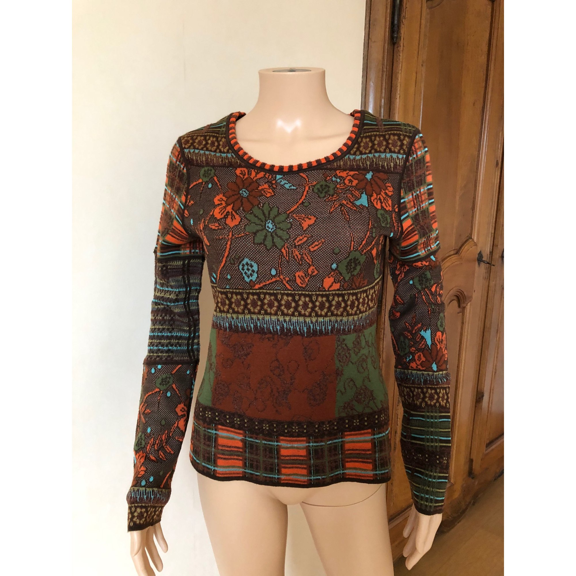 Pull CHACOK Multicouleur