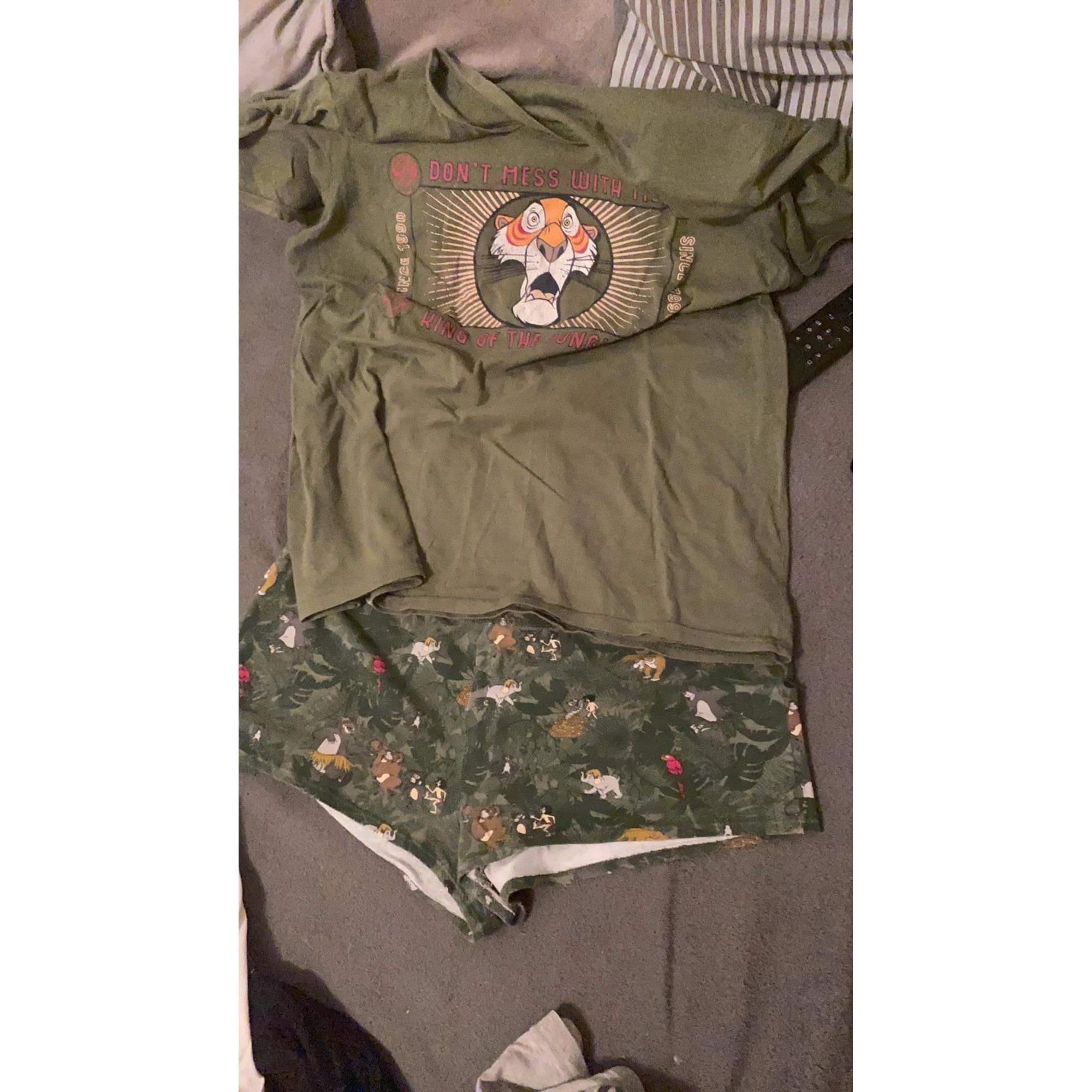Pyjama UNDIZ Kaki