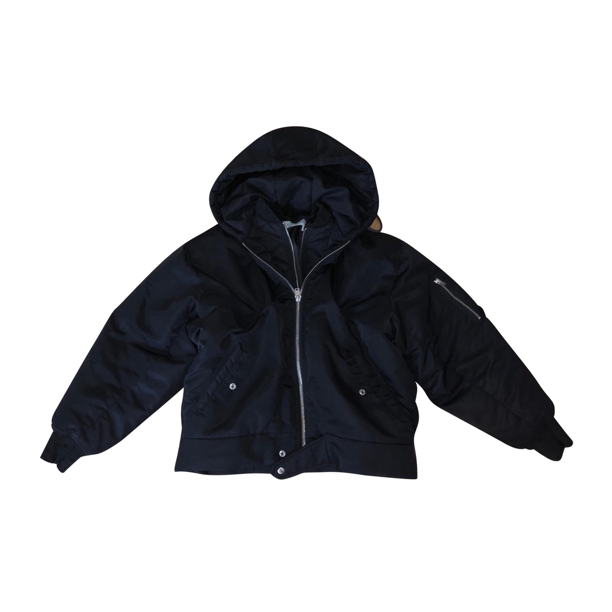Zipped Jacket IRO Black