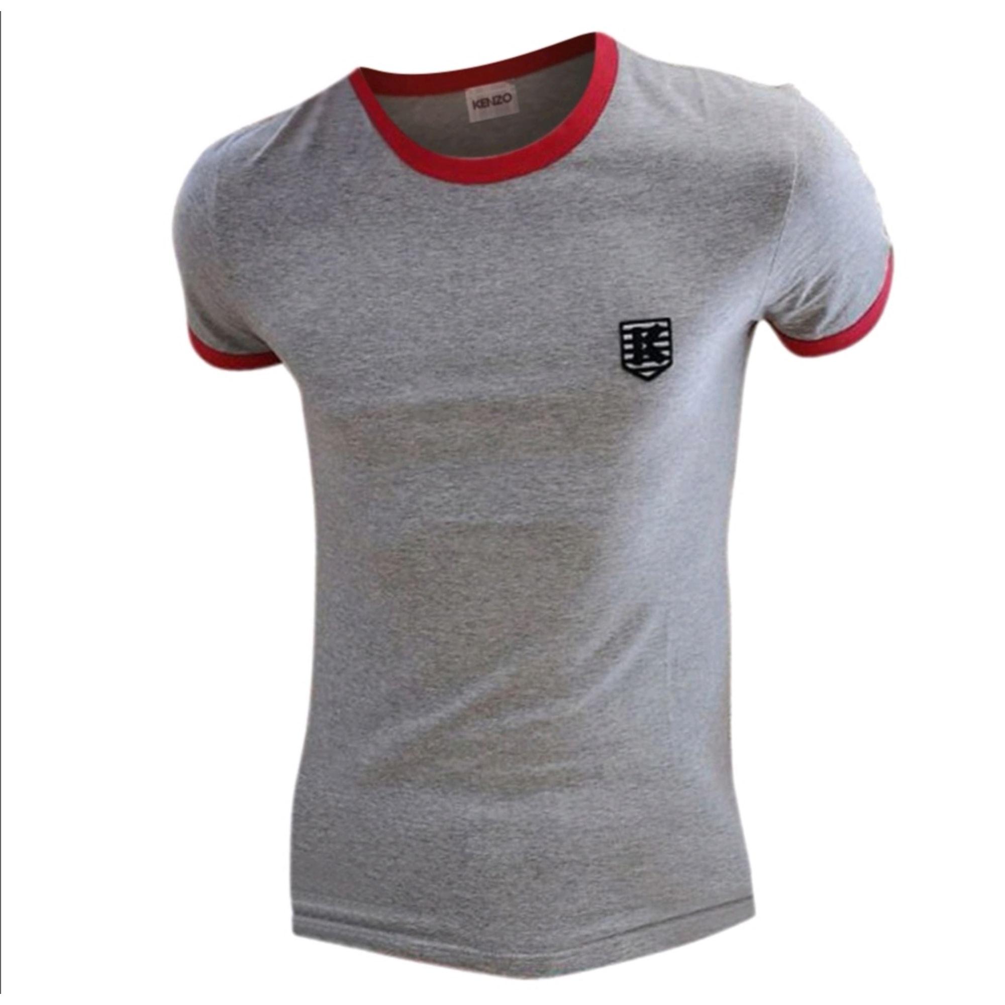 T-shirt KENZO Gray, charcoal