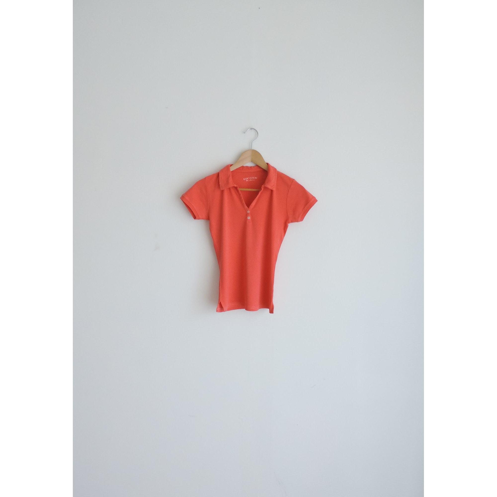 Polo MIM Orange