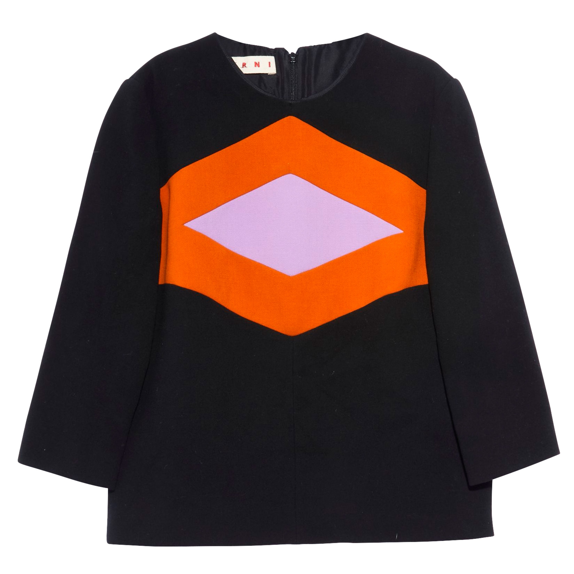 Top, tee-shirt MARNI Noir